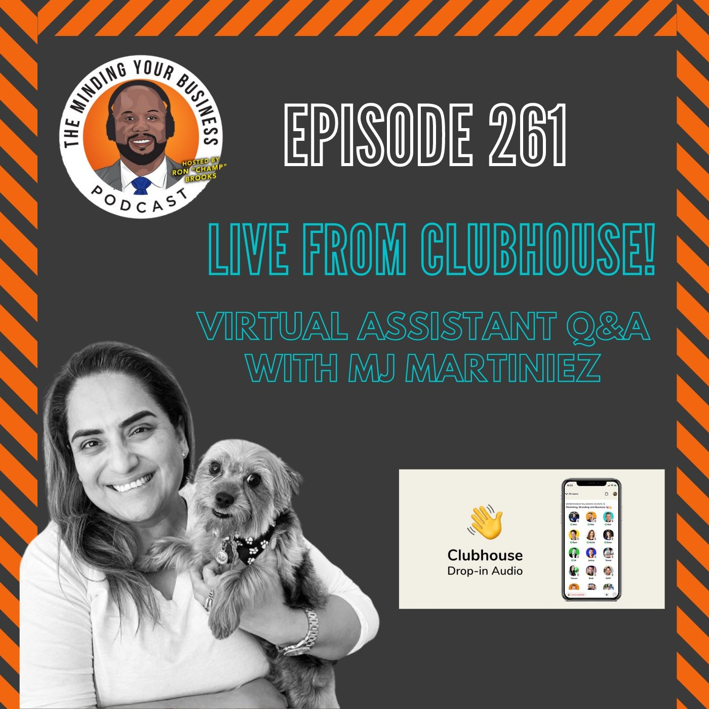 #261 - Real Estate Power Hour - Virtual Assistant Q&A with MJ Martinez