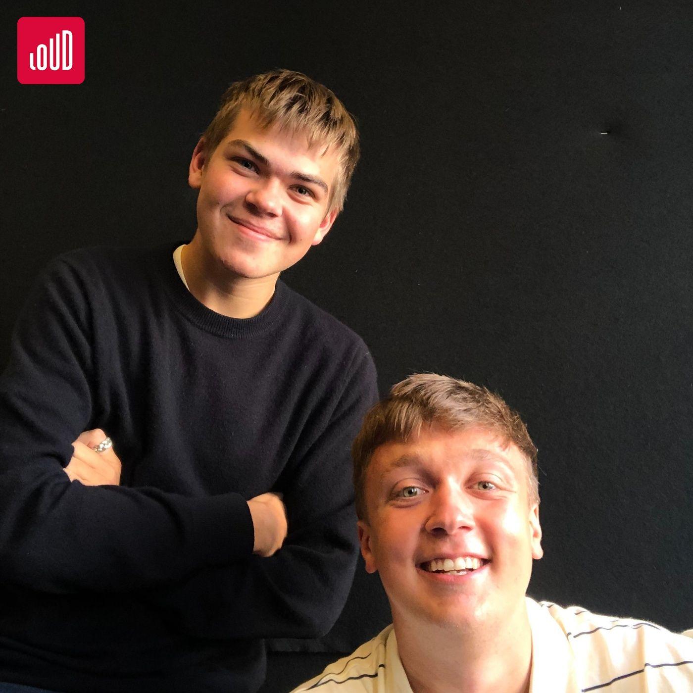 Om at finde sig selv i musikken - Ung og Forvirret med Chris Burton