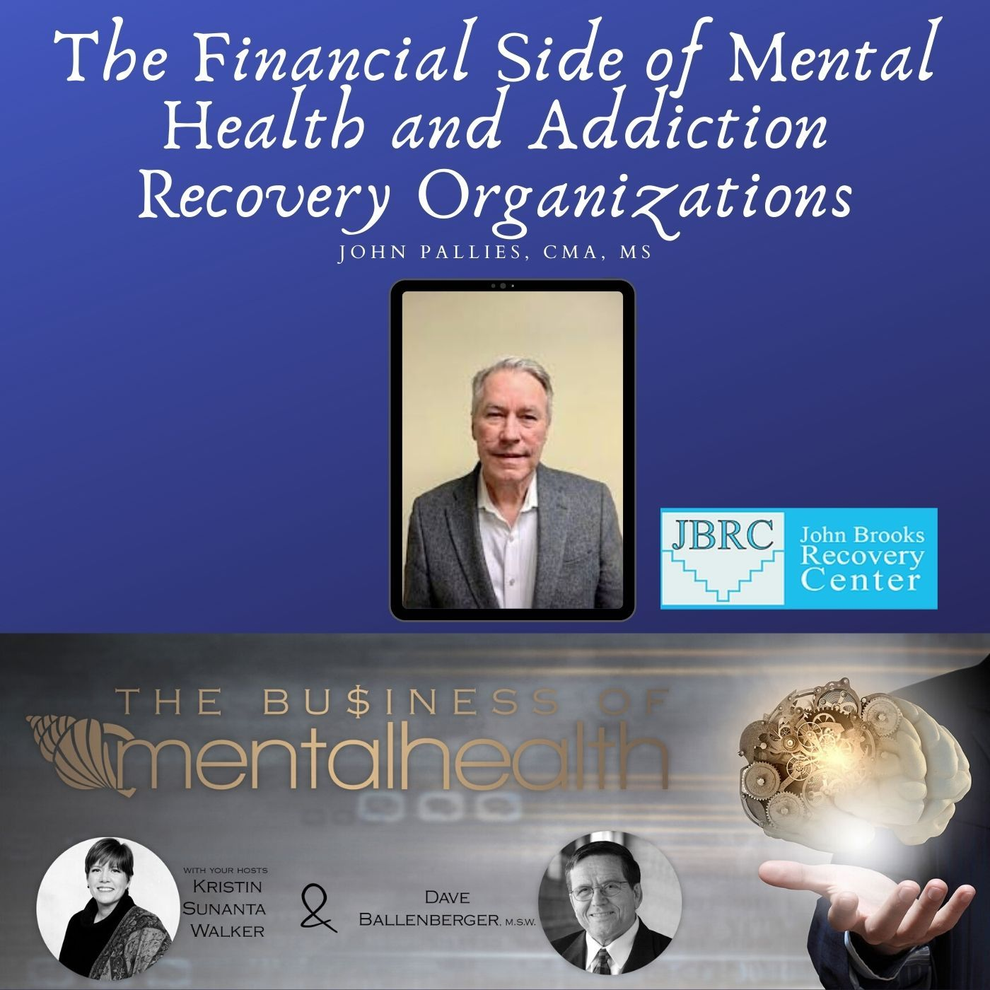 Mental Health News Radio - The Financial Side of Mental Health and Addiction Recovery Organizations