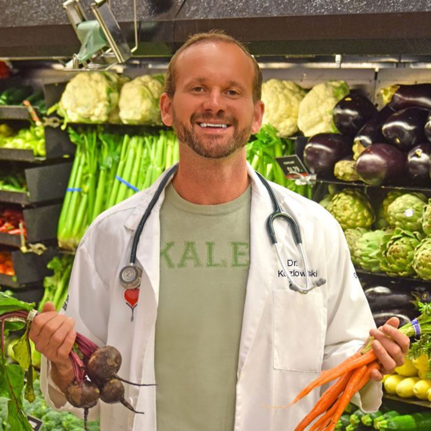 A conversation with functional medicine practioner, Dr. Peter Kozlowski.