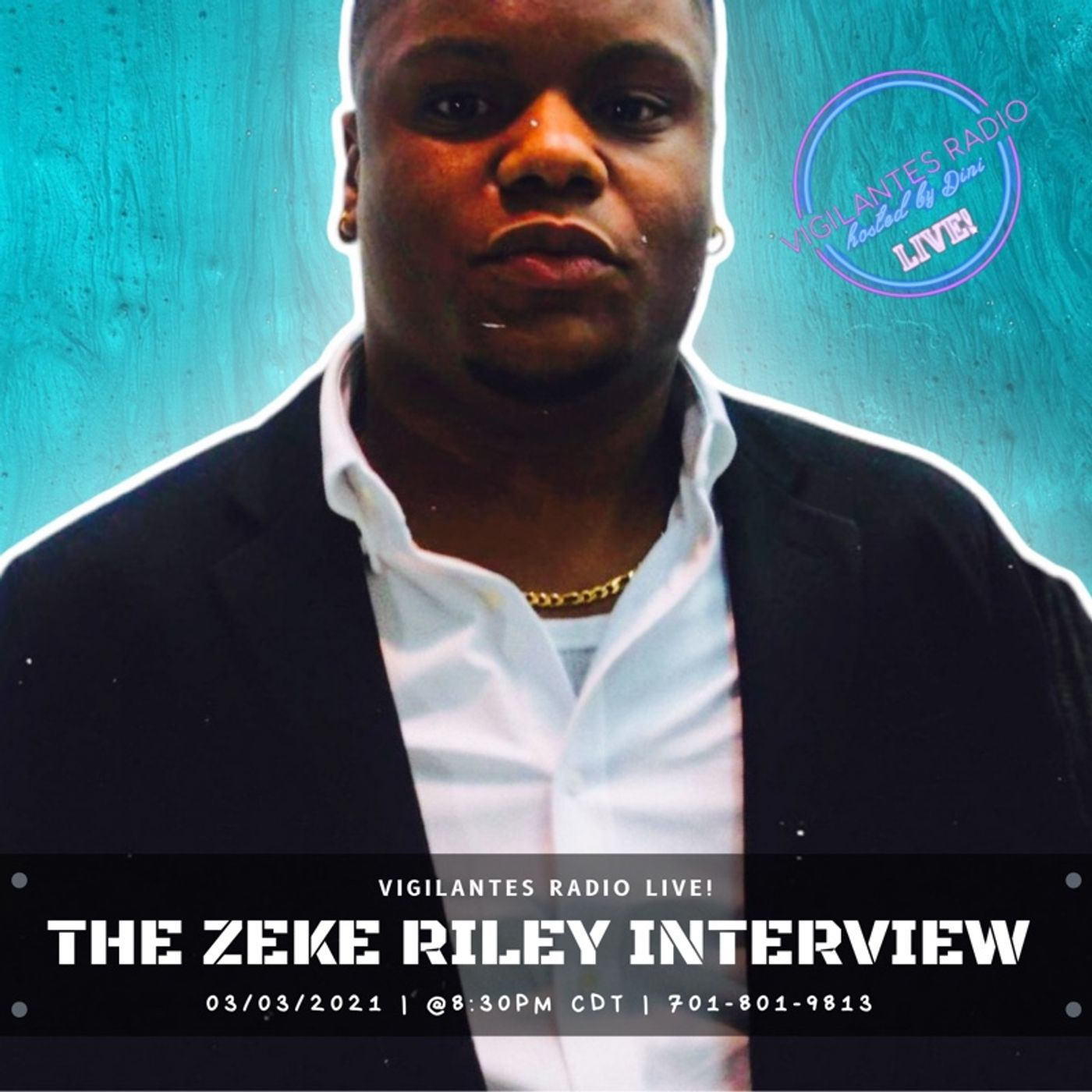 The Zeke Riley Interview.