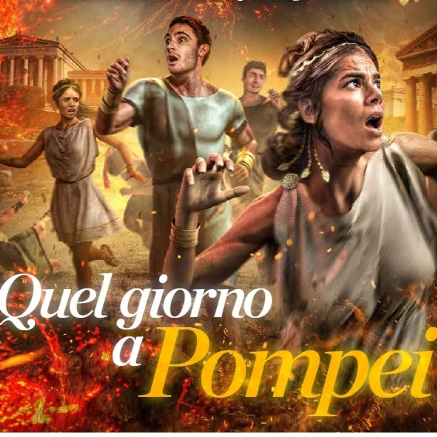 Pompei, città viva