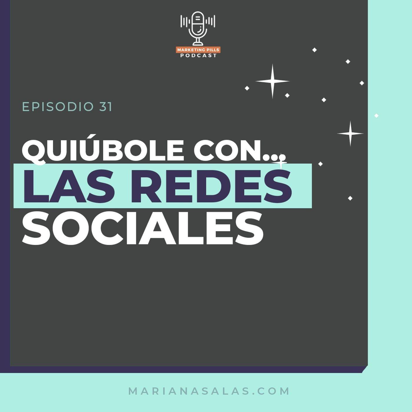 ⚡Episodio 36 - Quiúbole Con... Las Redes Sociales?
