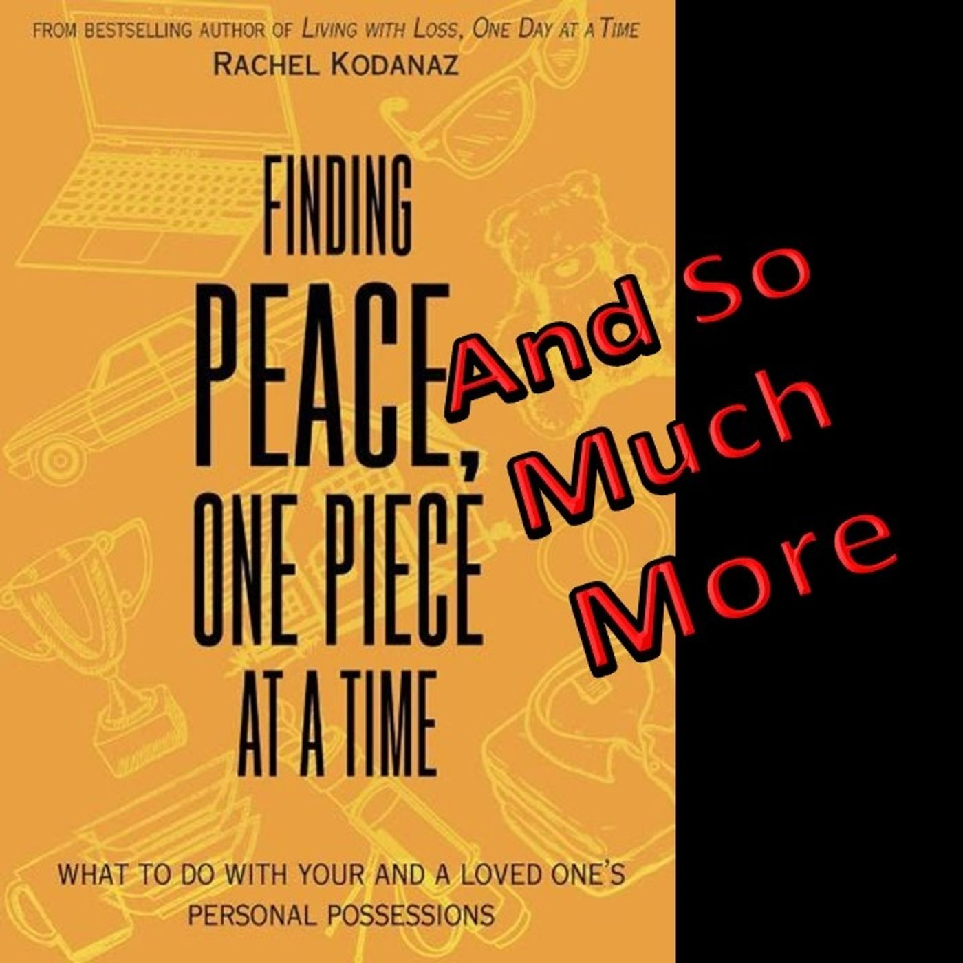 Rachel Kodanaz Finding Peace...