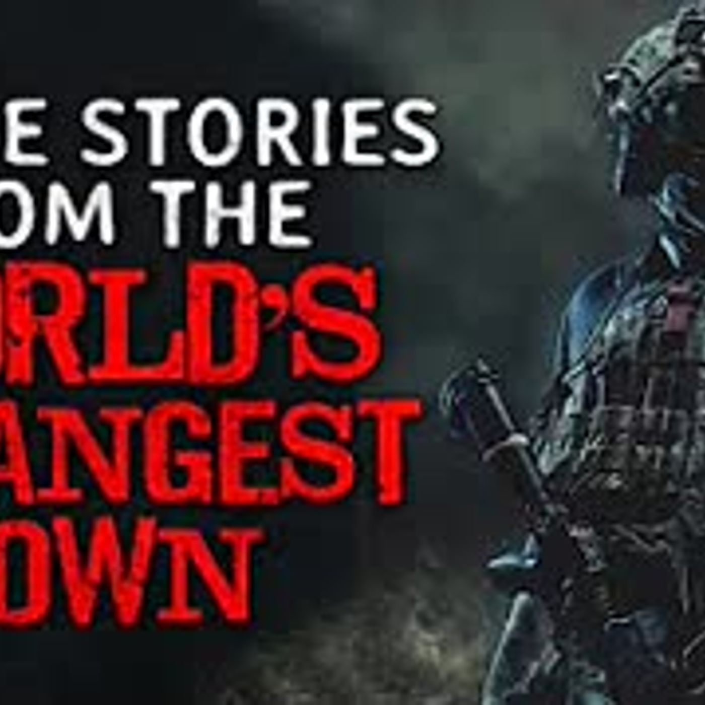 """Police Stories From the World's Strangest Town"" Creepypasta"
