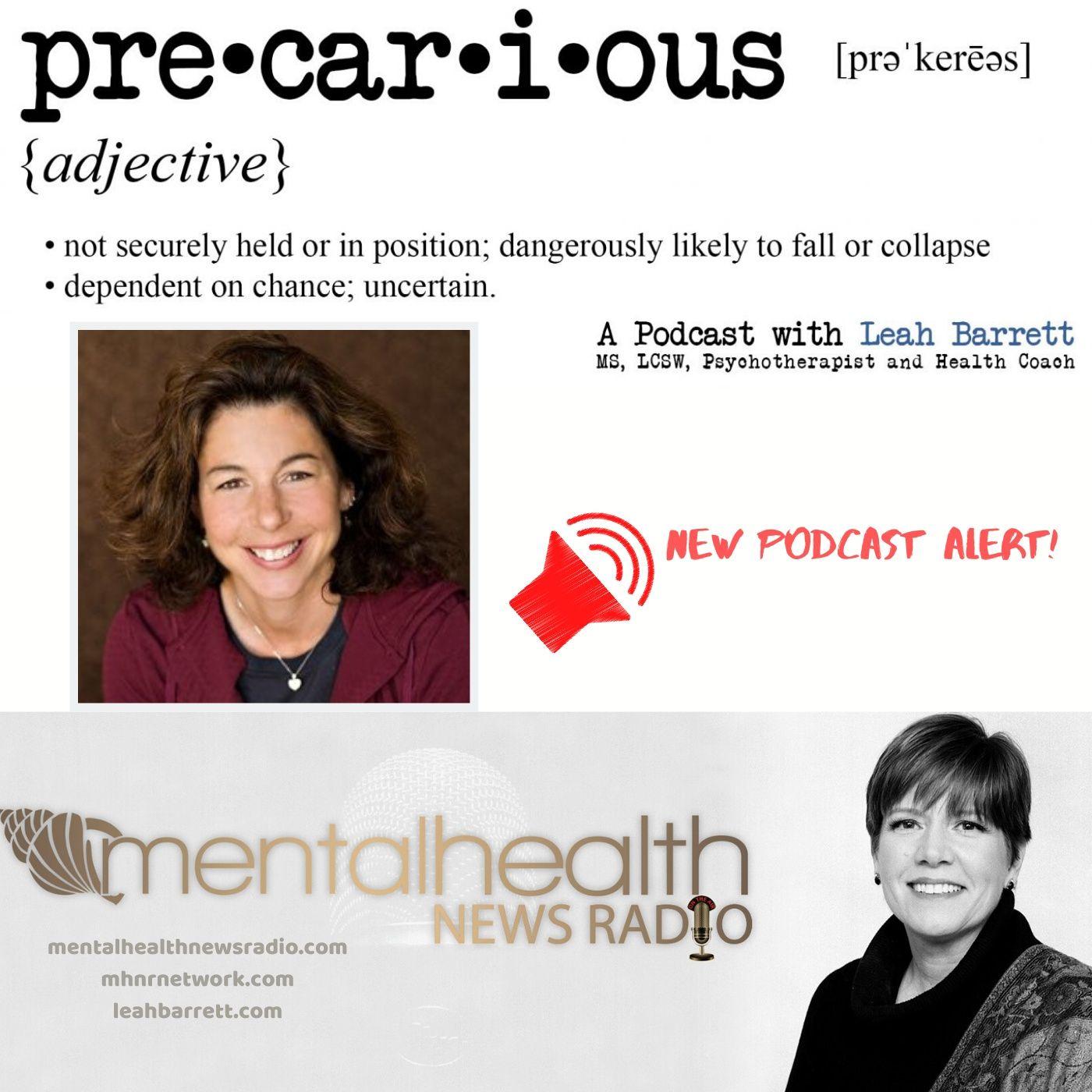 Mental Health News Radio - Life Threatening Illness and Mental Health