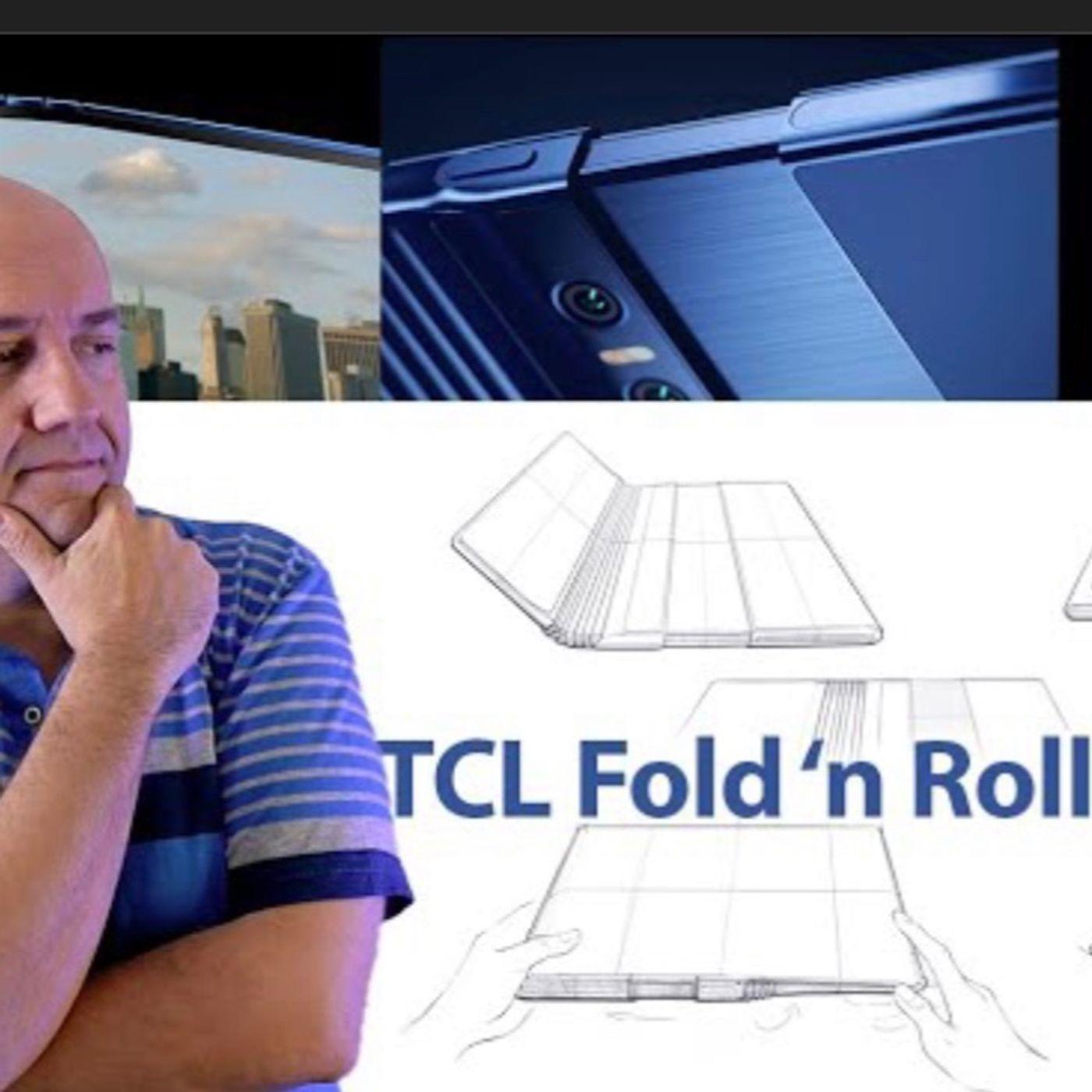 """TCL y un móvil triple celular + tablet + tablet de 10""""  (CuriosiMIERCOLES)"""
