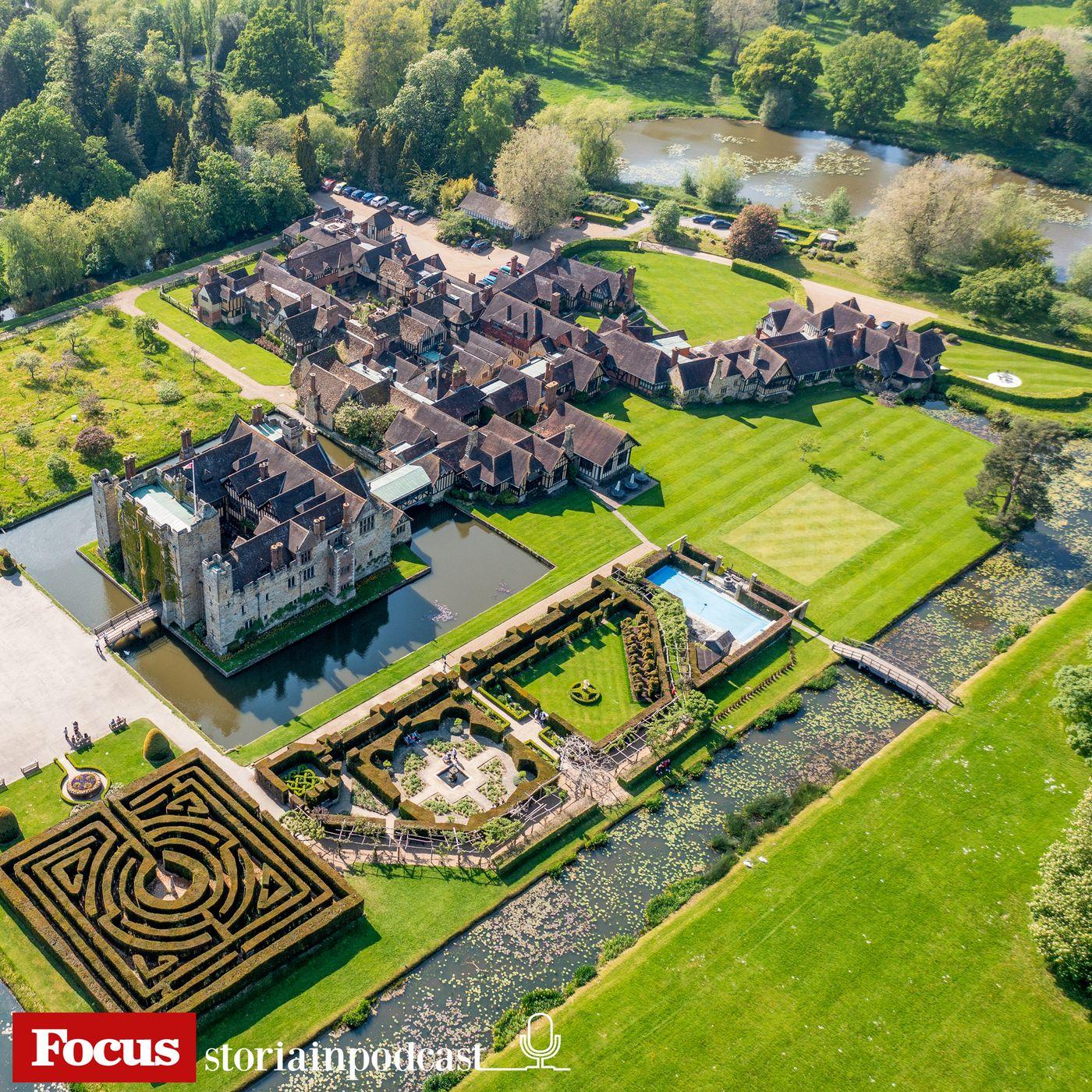 L'Inghilterra dai Tudor agli Stuart - Quarta parte