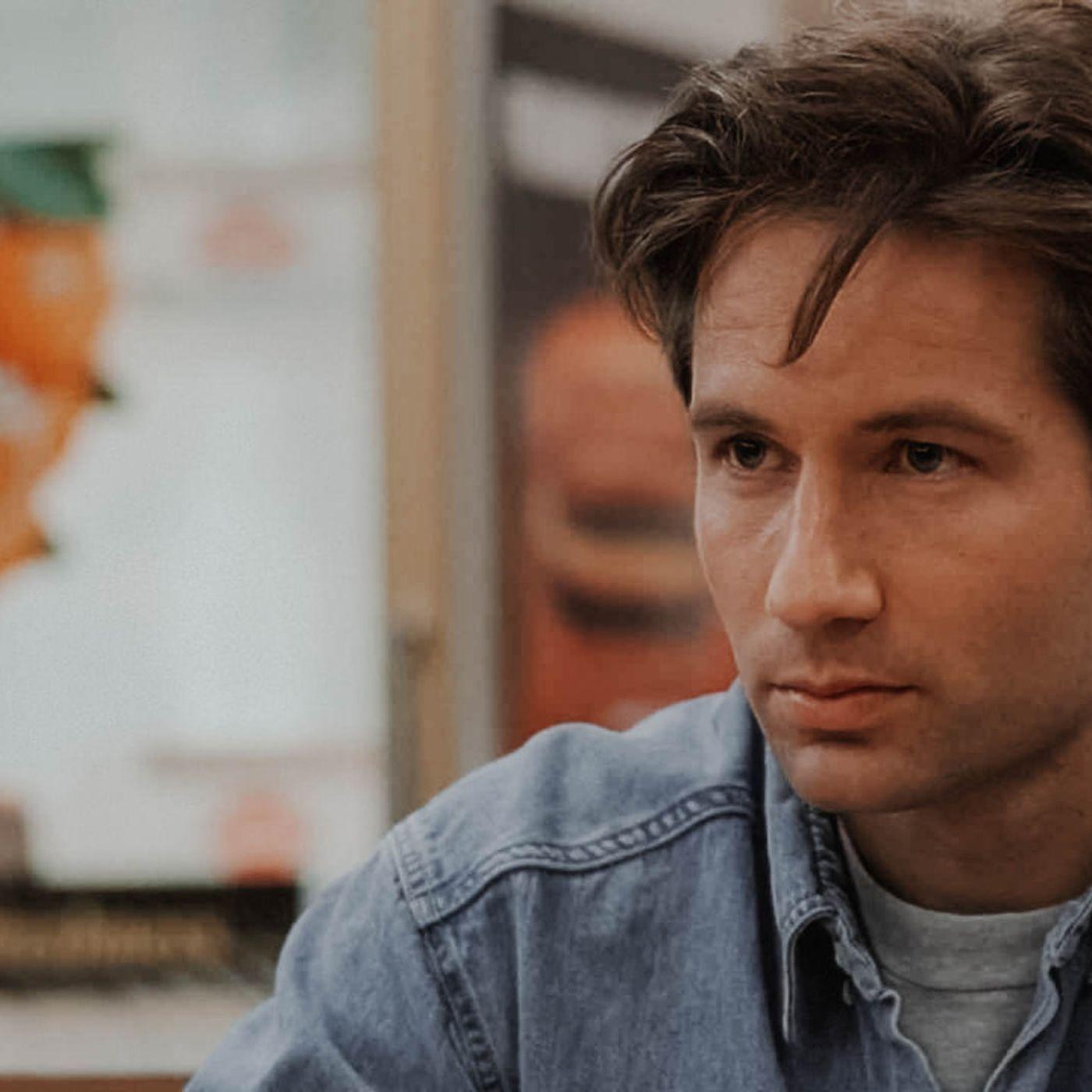 295. Fox Mulder in Season One