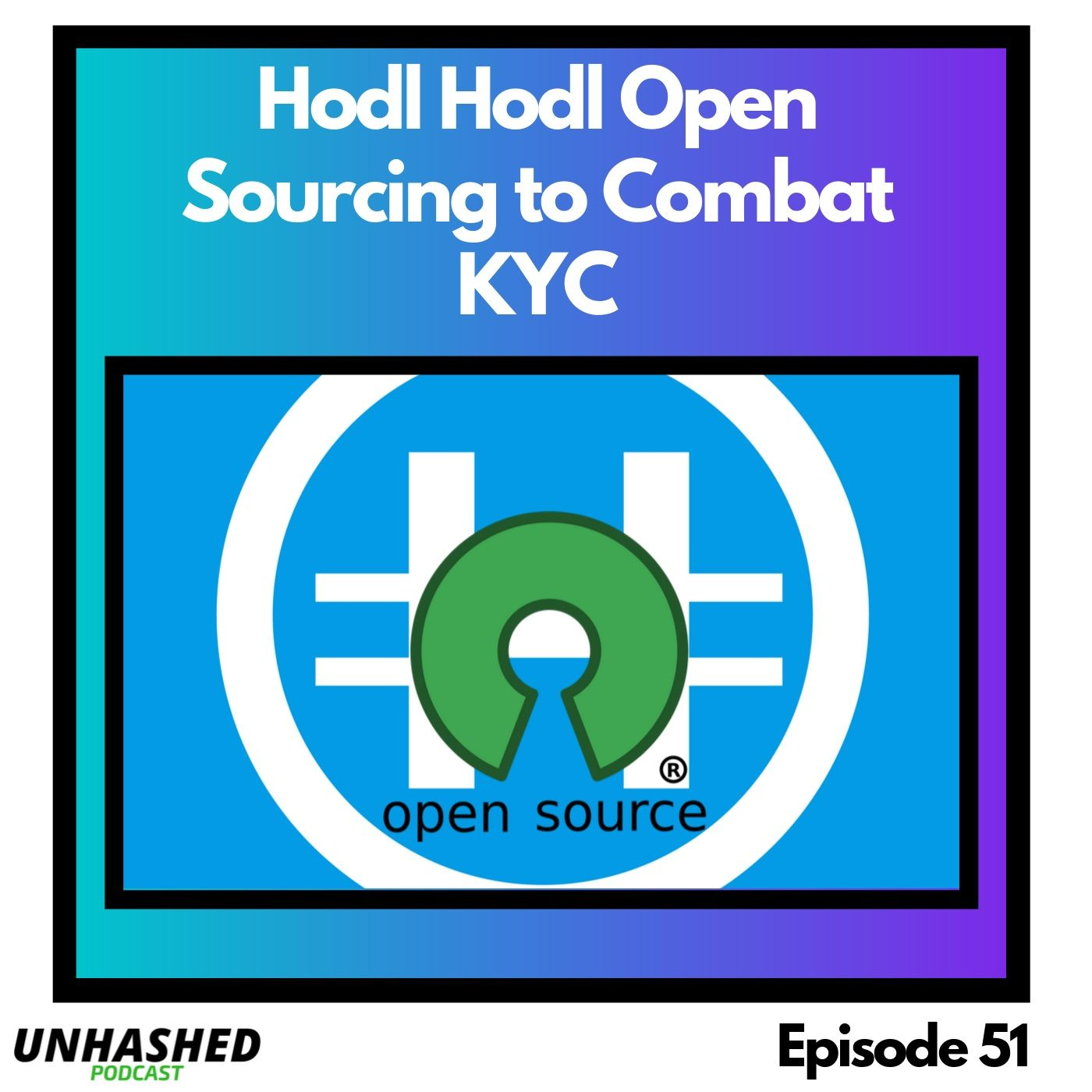 Hodl Hodl Open Sourcing to Combat KYC