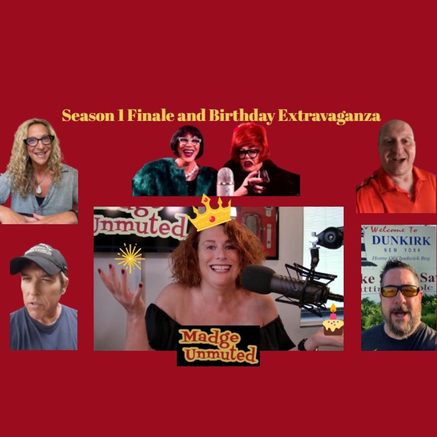 Cavalcade of Stars Season 1 Finale and Birthday Extravaganza