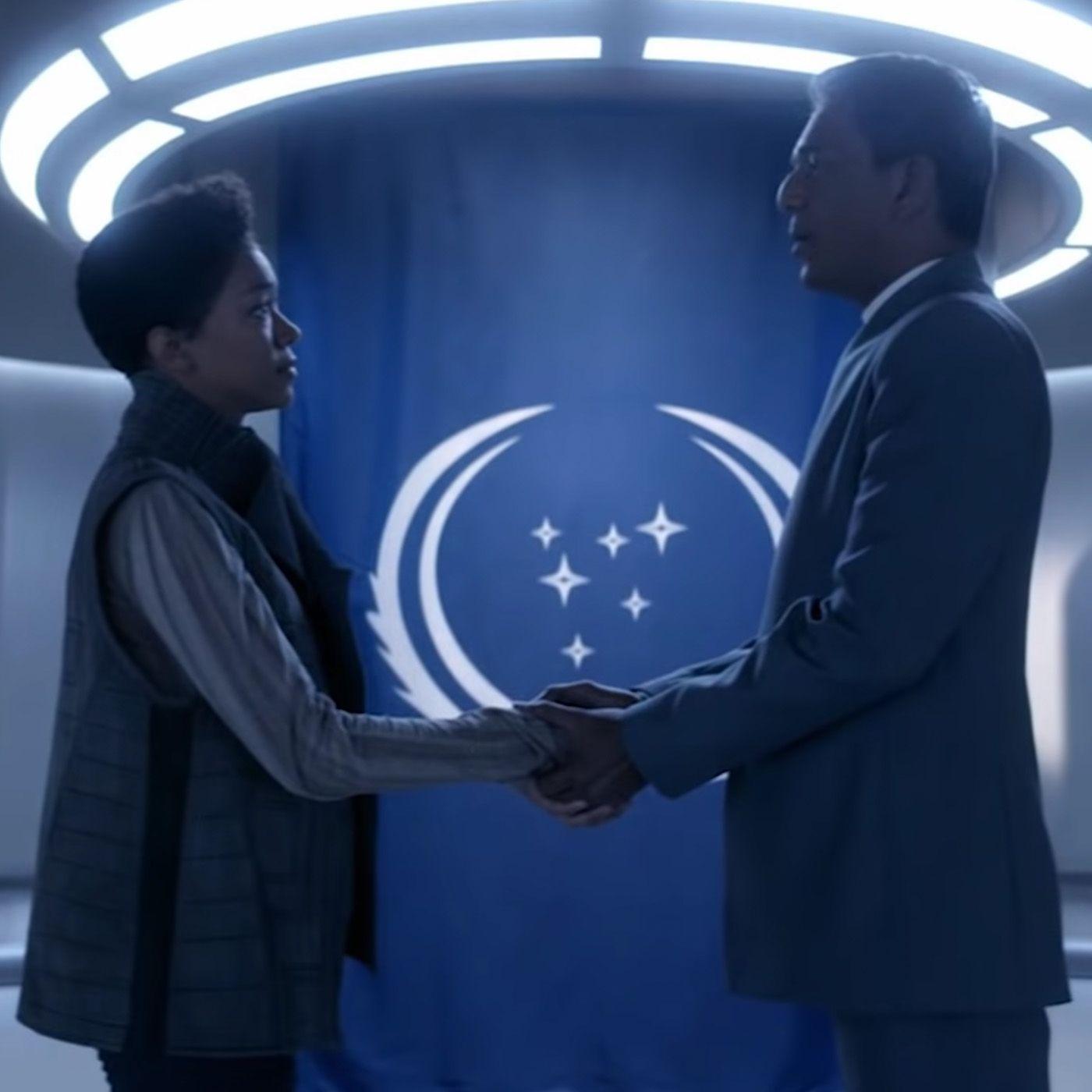 19. The Road to Star Trek: Discovery S3 - Trailer #1 Breakdown