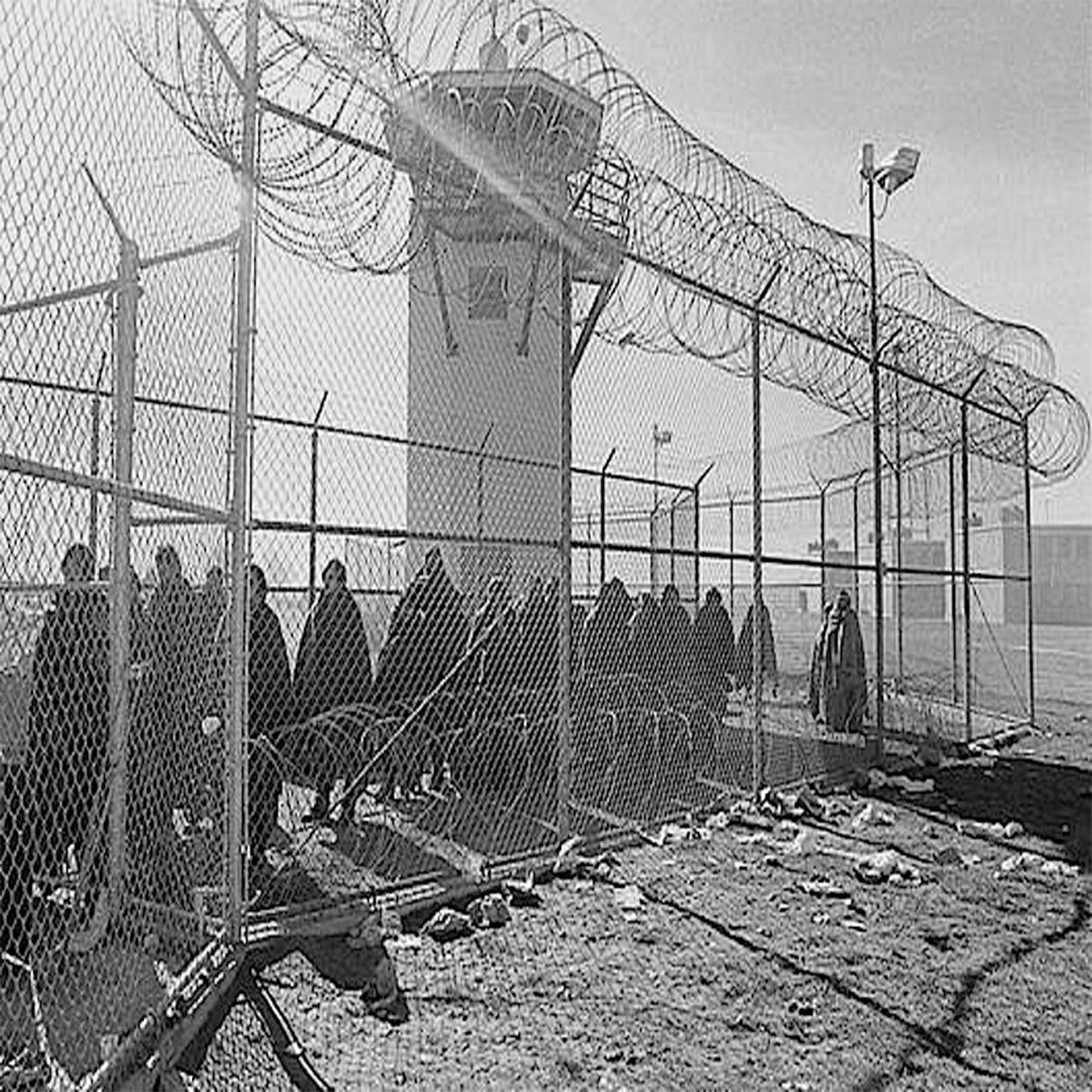 New Mexico State Penitentiary Riot (Part Three: The Devil's Butcher Shop)