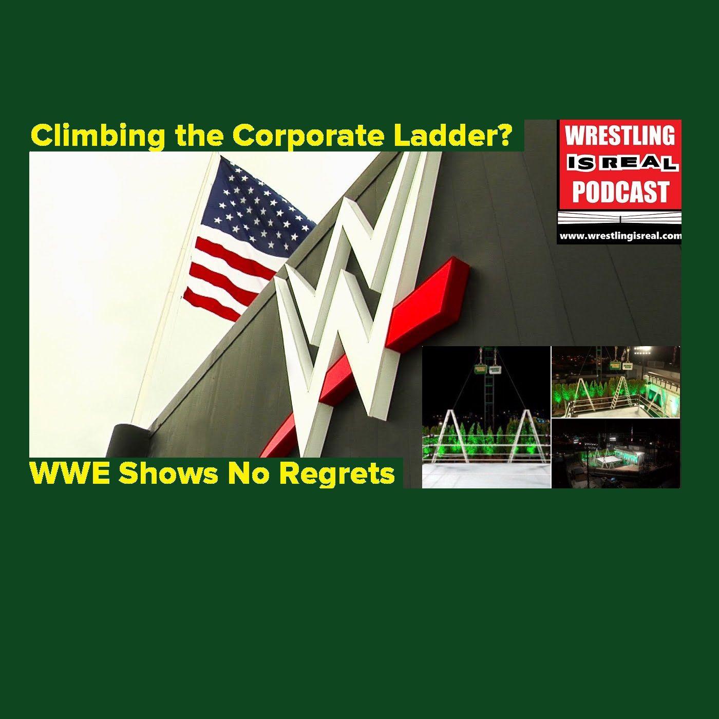 Climbing the Corporate Ladder? WWE Has No Regrets;  KOP042320-529