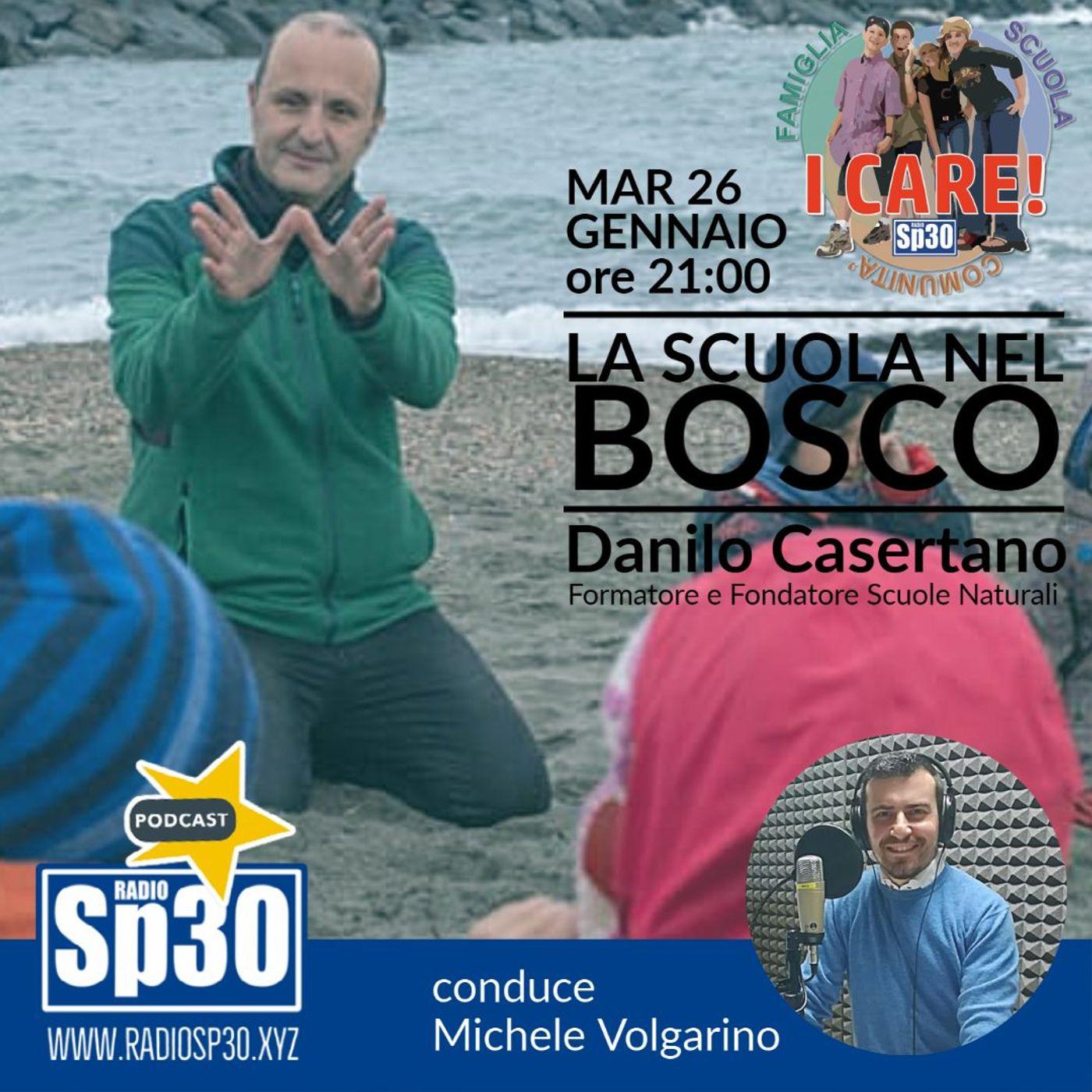 #ICARE - La scuola nel Bosco - Danilo Casertano
