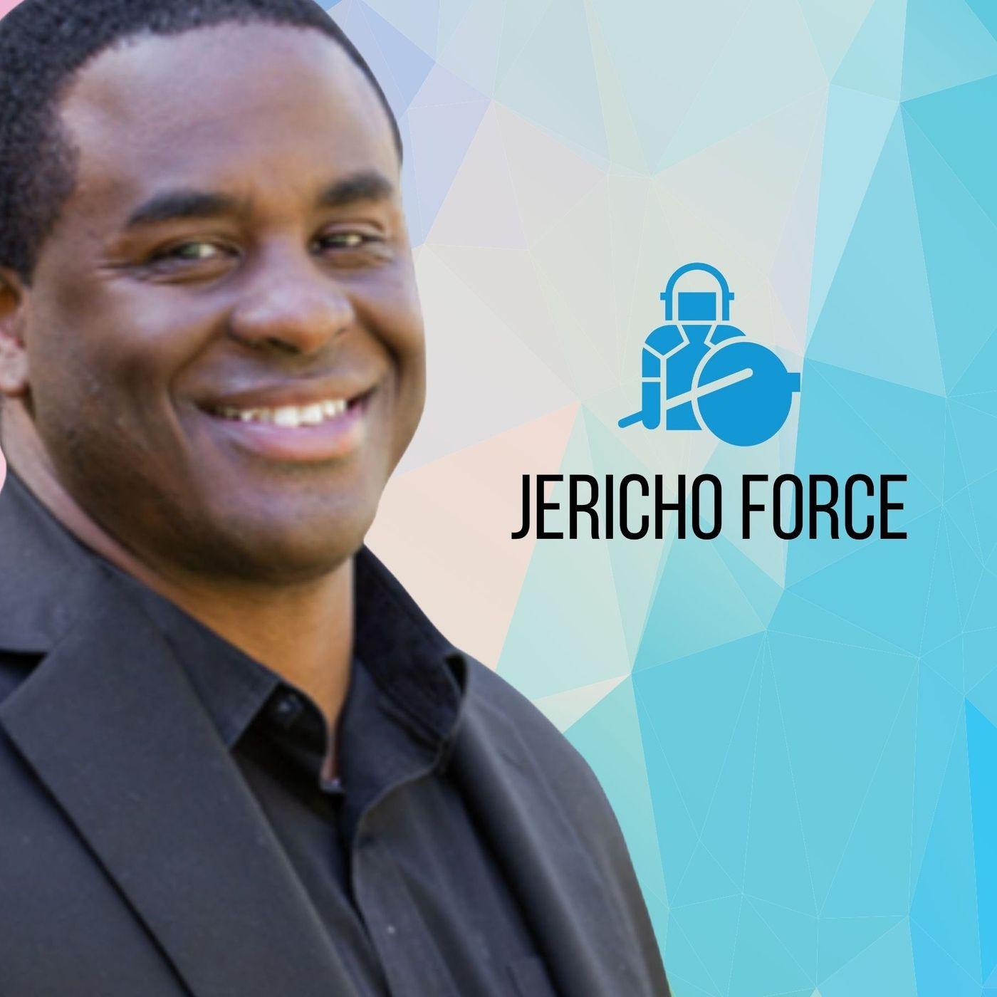 The Jericho Force Podcast with Jason Davis - EP 14 - Julie Wenger