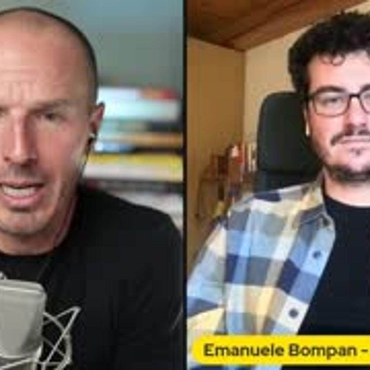 Cambiamento climatico, elettrificazione e dintorni con Emanuele Bompan