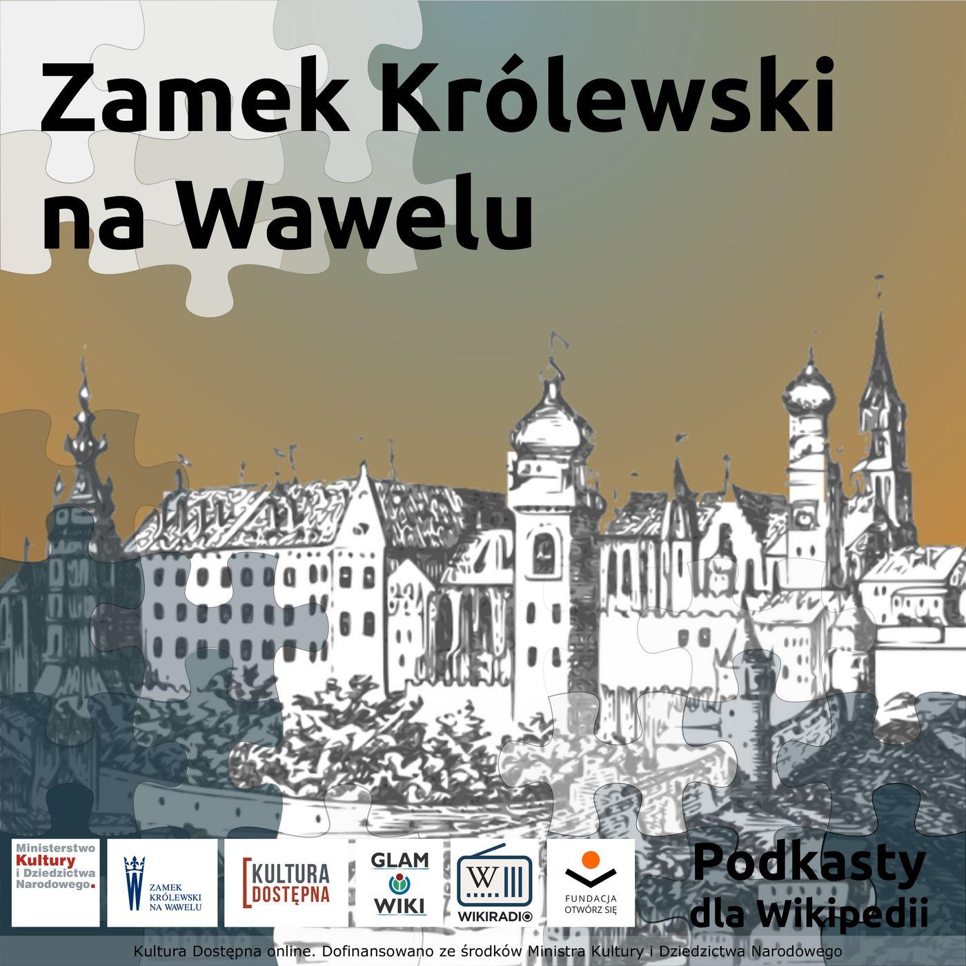 Pracownia konserwacji malarstwa na Wawelu