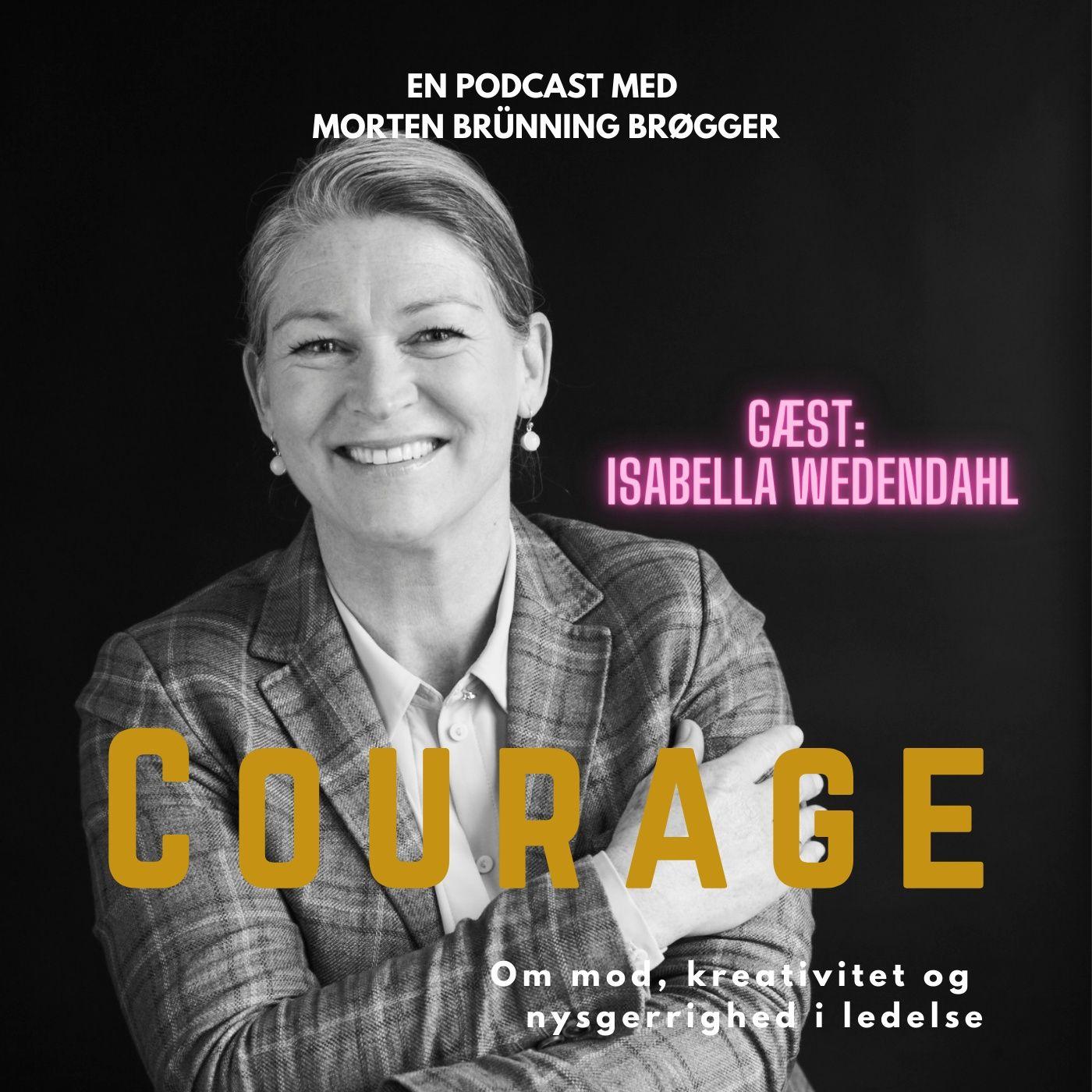 Courage 20 - Isabella Wedendahl