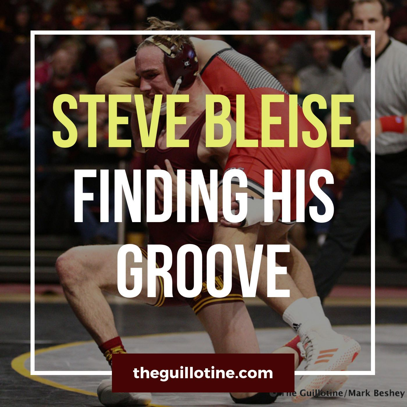 Steve Bleise finds his groove and a Gopher recap vs. Rutgers - GG52
