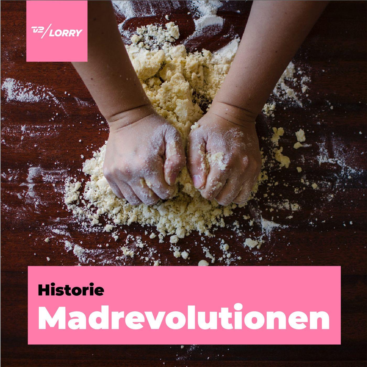 Madrevolutionen - Fra sur mælk til eksporteventyr