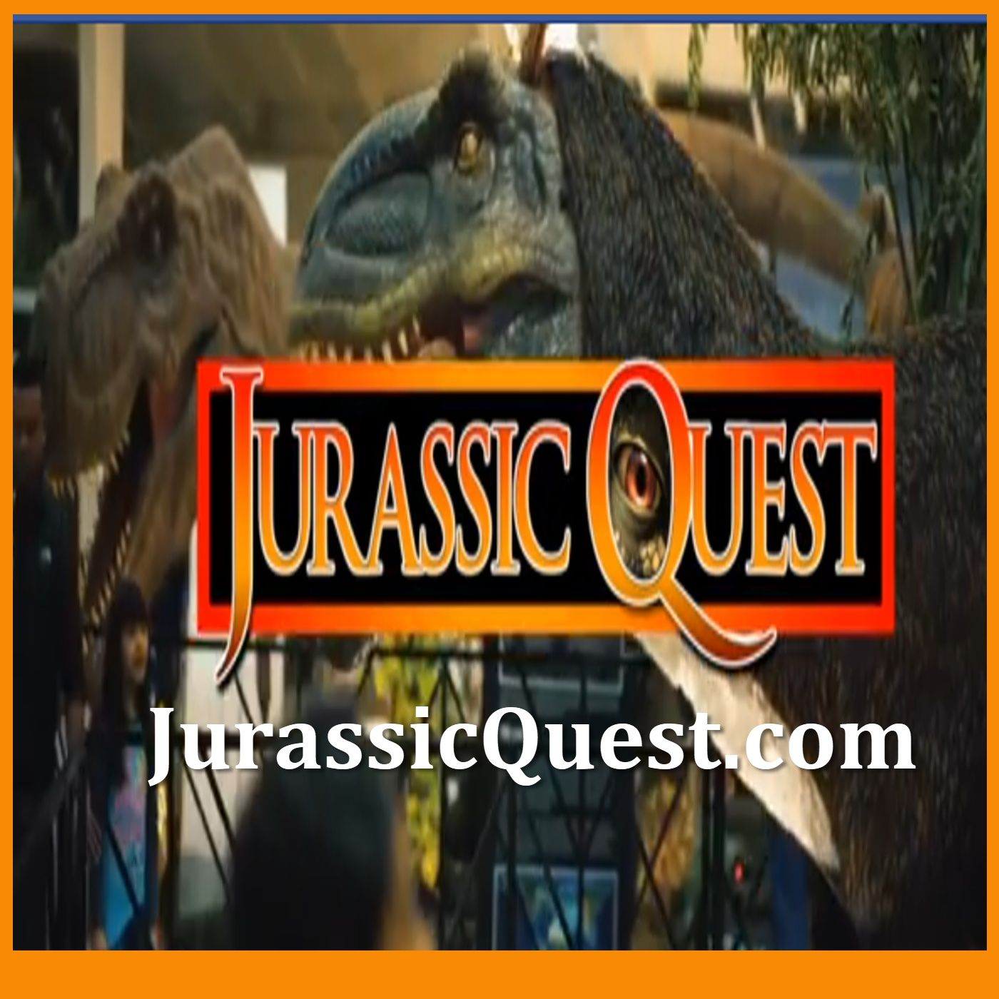Countyfairgrounds presents  Jurassic Quest with Dustin Baker