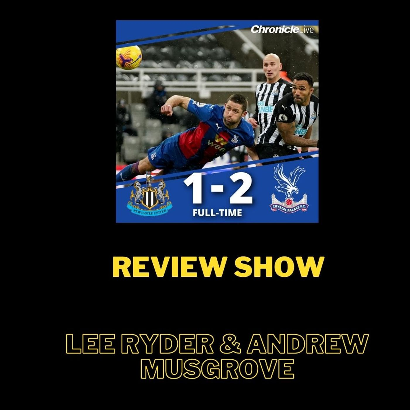 Just how long can Steve Bruce go on being pleased with his side's performance? Newcastle 1-2 Crystal Palace review