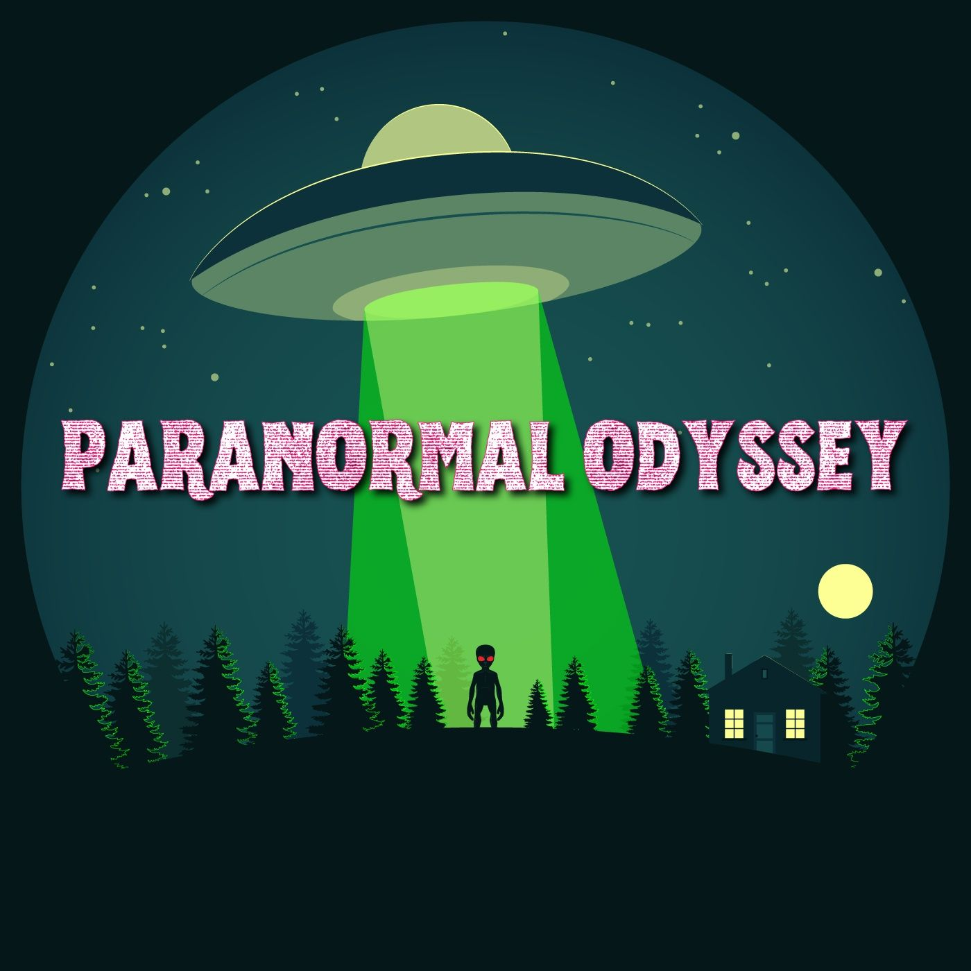 PO EP:11 UFO's, Vistations, Ghosts, And Bigfoot With Preston Dennett!