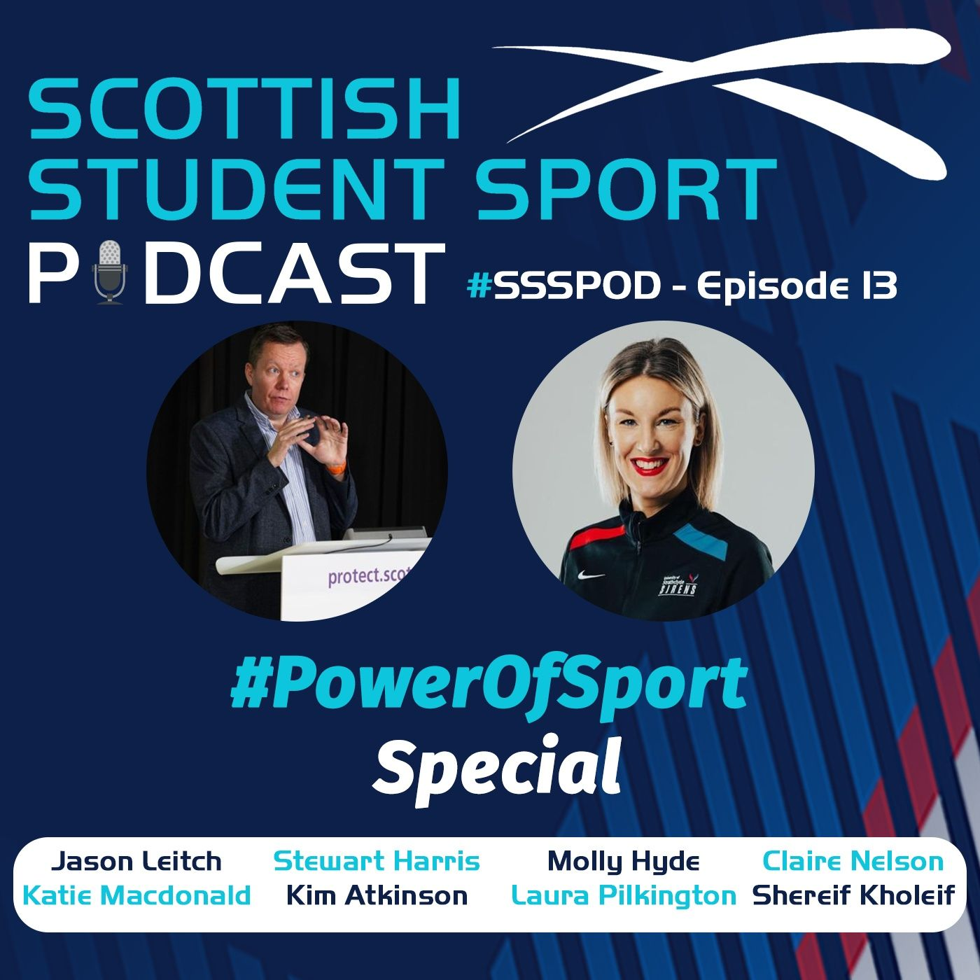Episode 13   The 'Power of Sport' Special