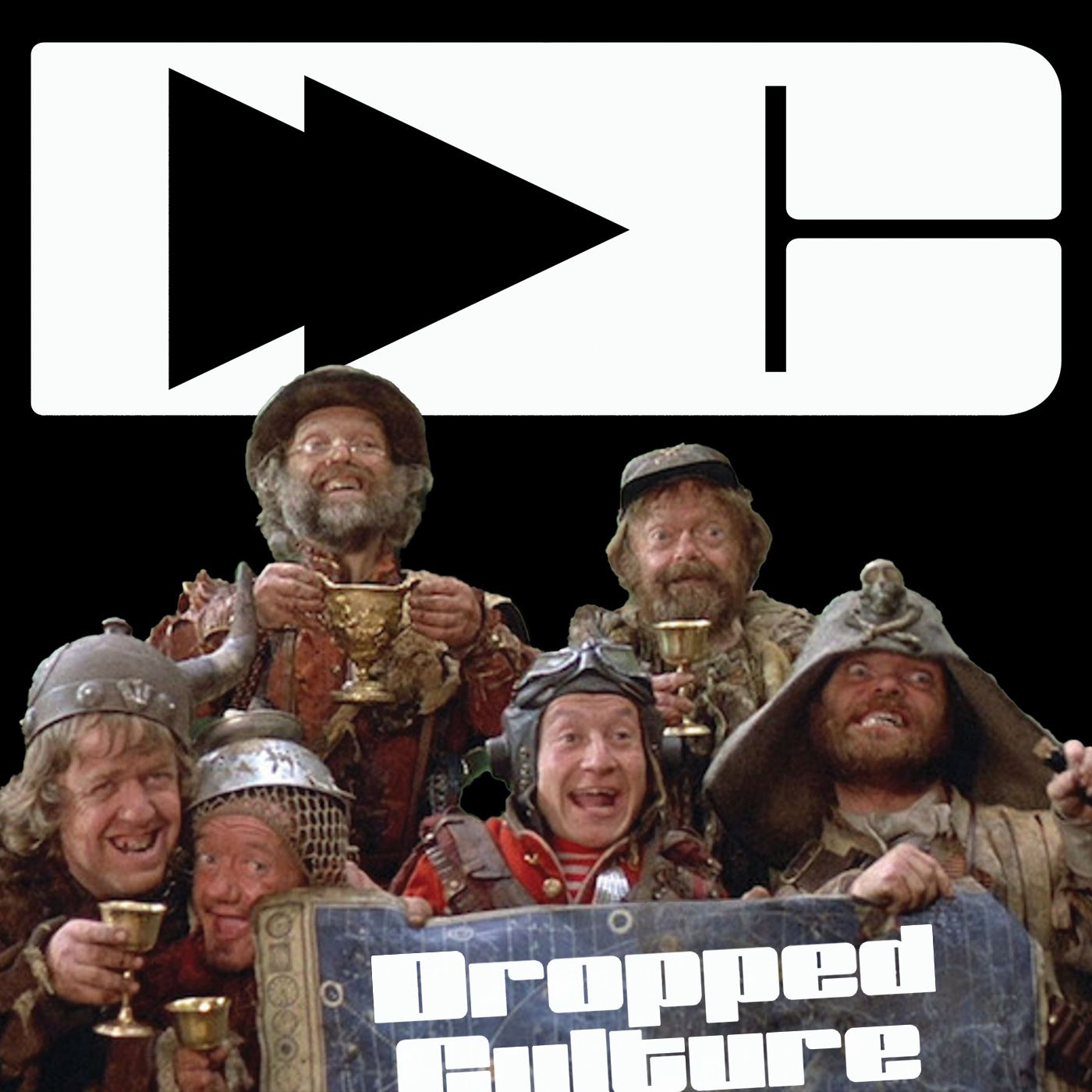 Gilliam's Trilogy of Imagination - Time Bandits 1981