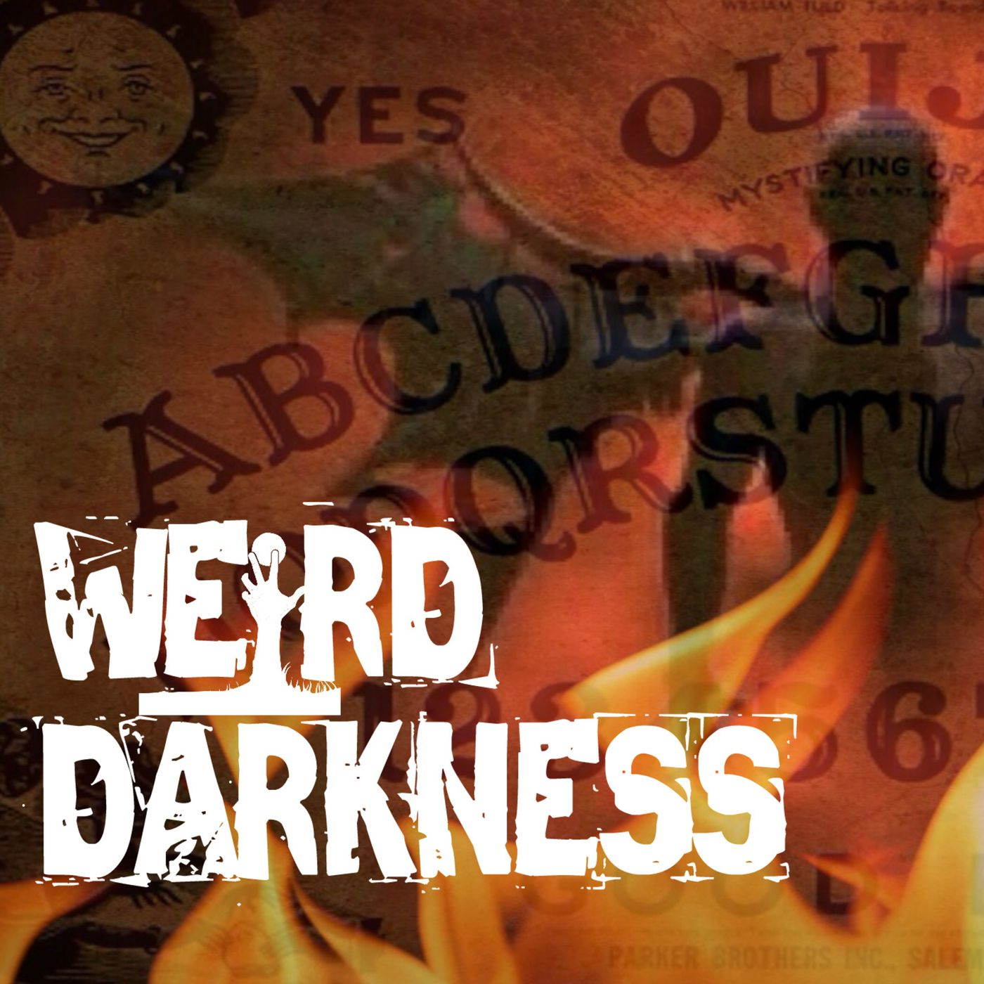 """""""BATTLE WITH A OUIJA BOARD ENTITY"""" and  More True Scary Paranormal Horror Stories! #WeirdDarkness"""