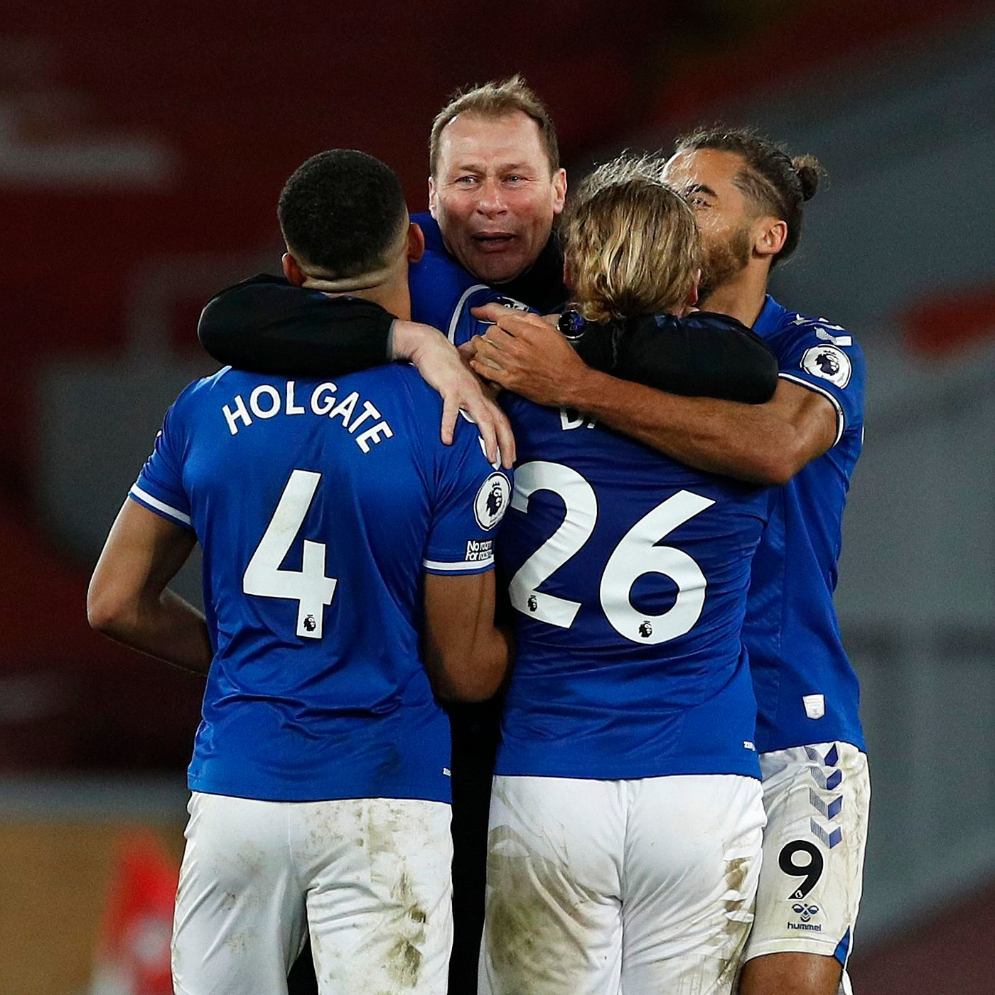 Royal Blue: What it means to end Everton's Anfield derby wait for a win, Carlo's tactical masterclass & Pickford proving doubters wrong