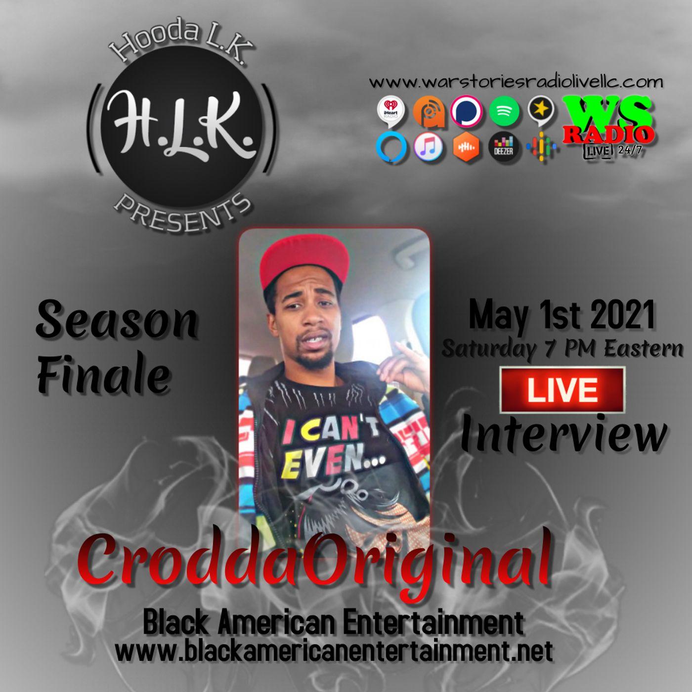Hooda LK Presents | CRoddaoriginal