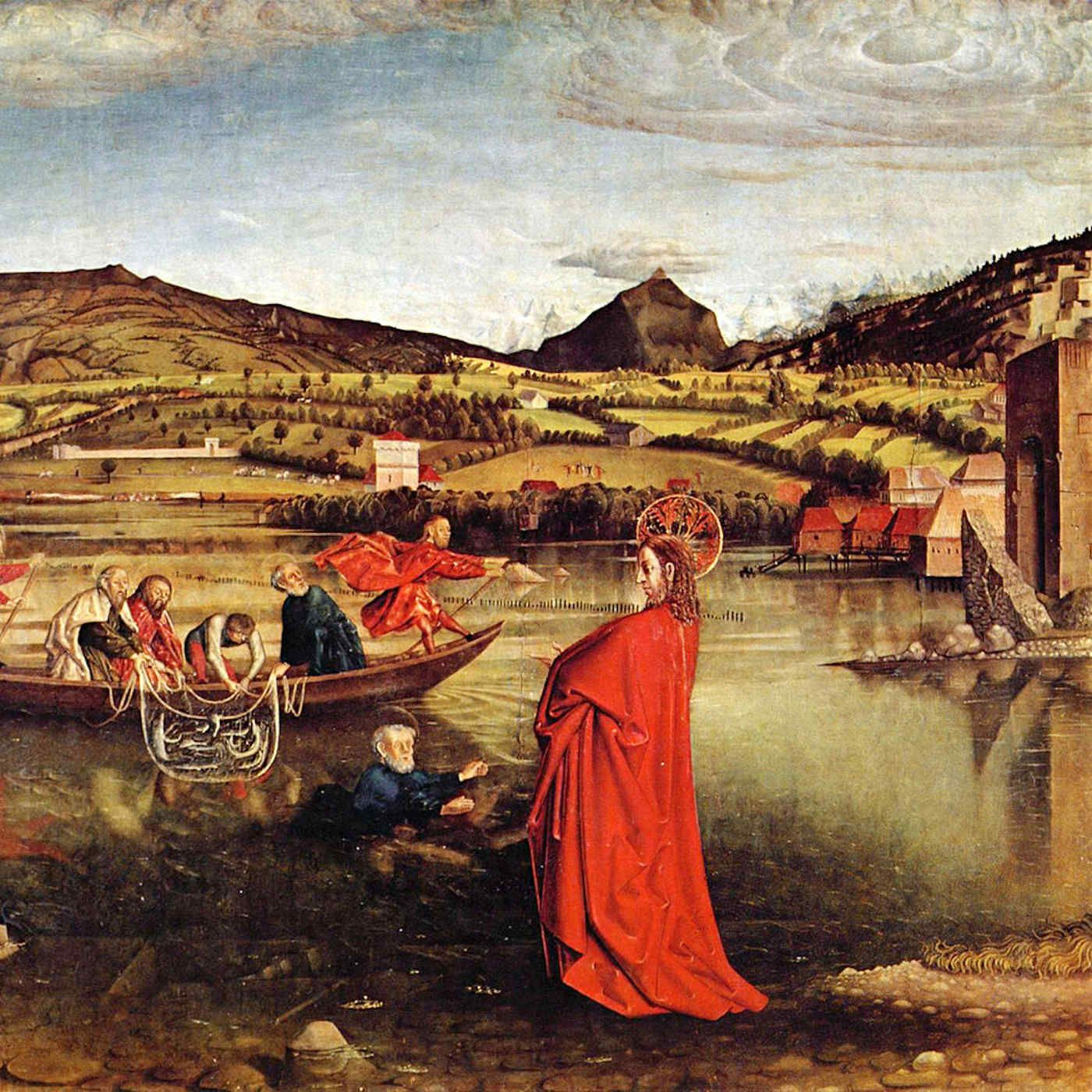 Thursday of the Twenty-Second Week in Ordinary Time - A Personal Encounter