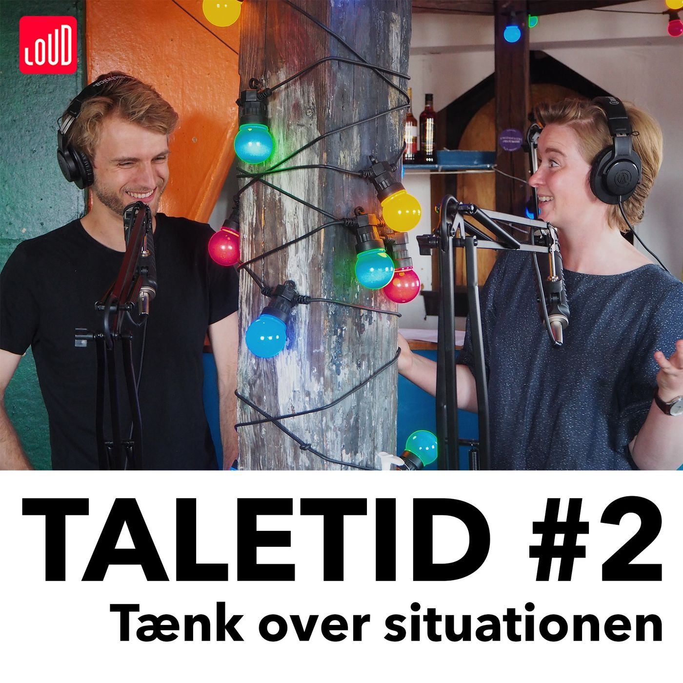 #2 - Tænk over situationen