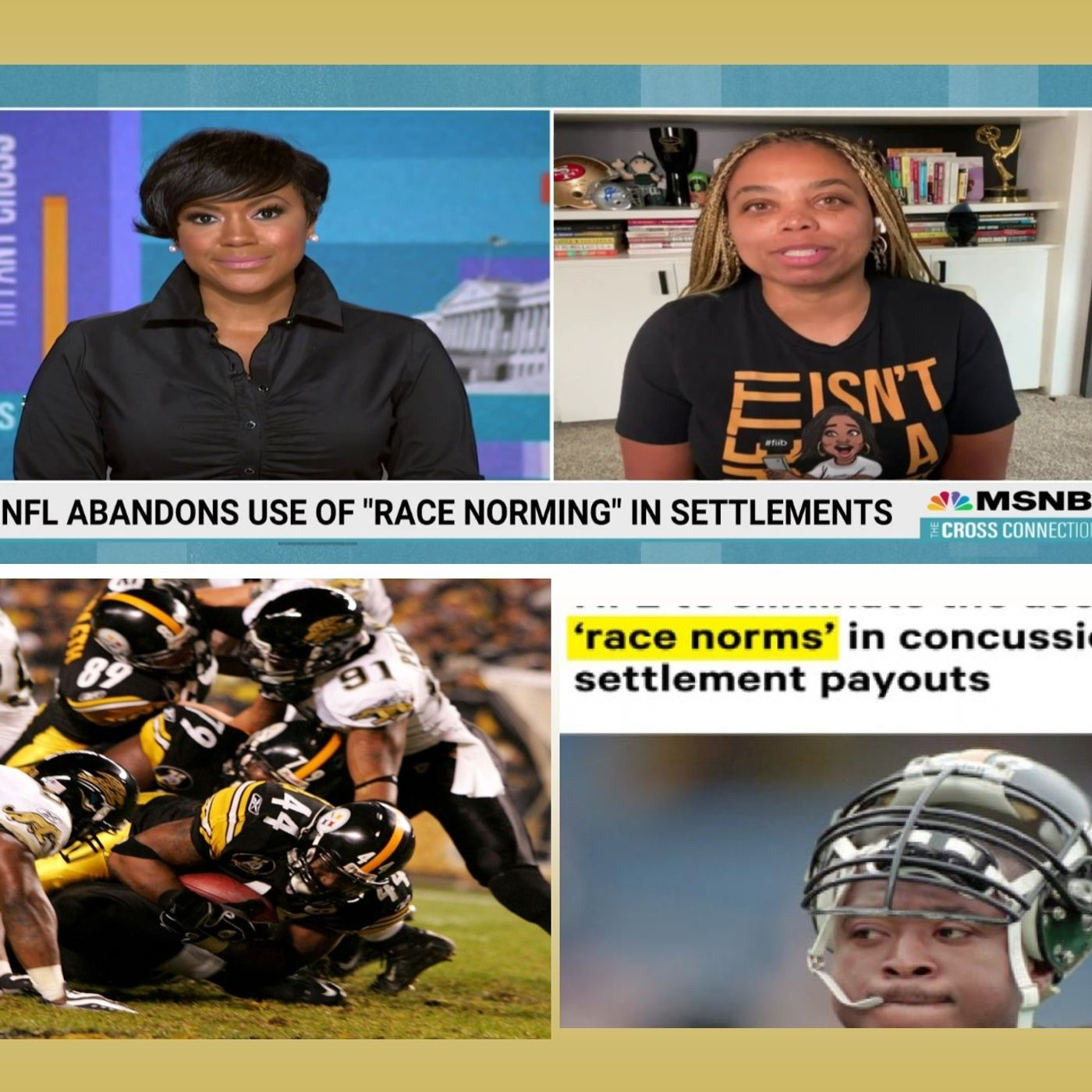 NFL Ends 'Race-Norming', Naomi Osaka Chooses Mental Health Over Tennis & True History & Class Analysis of Duke's Coach K