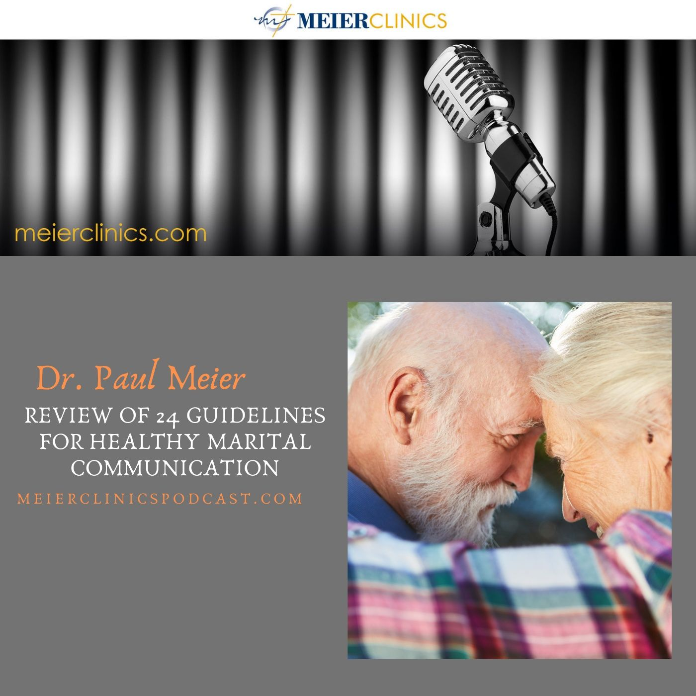 Review of 24 Guidelines for Healthy Marital Communication