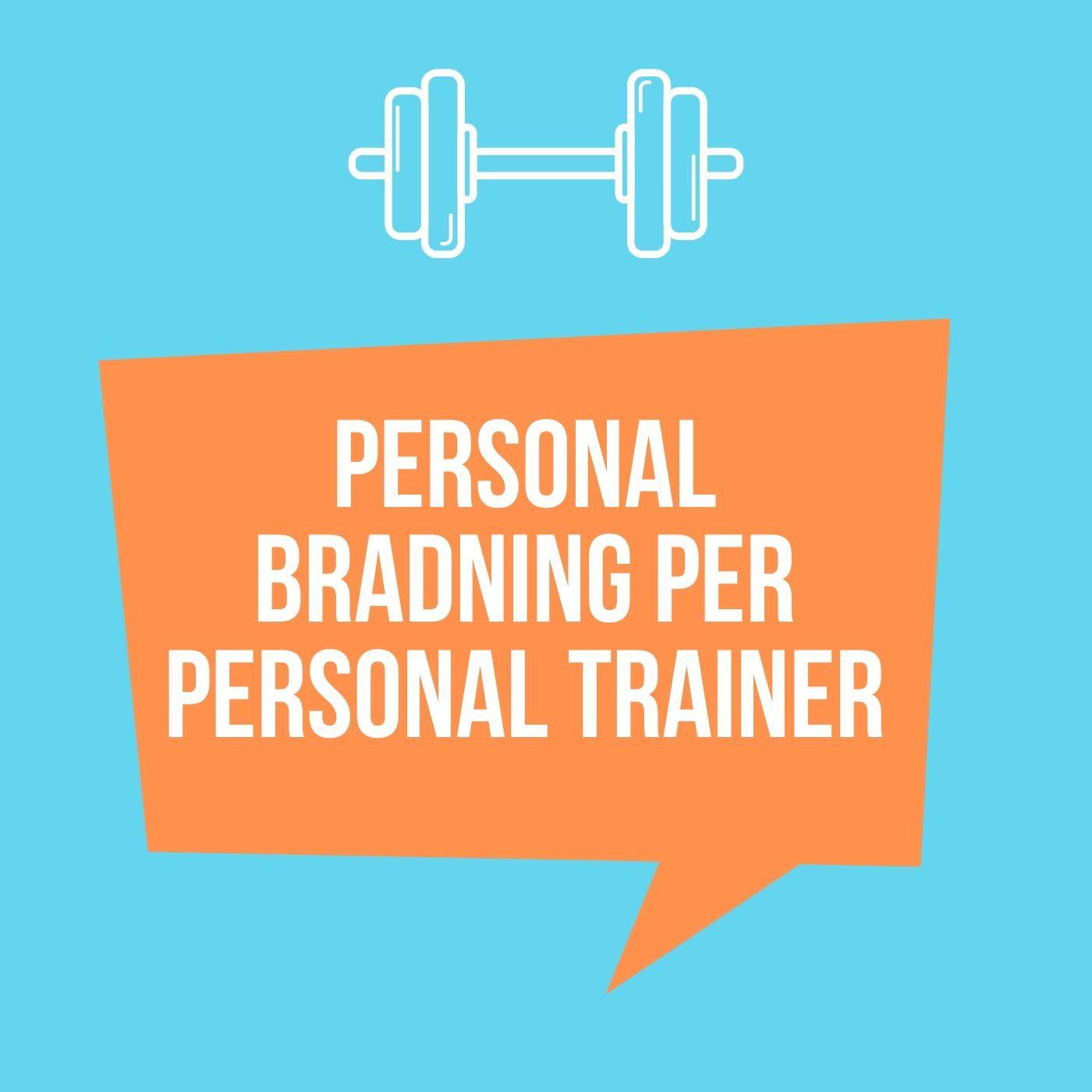 Personal branding per personal trainer