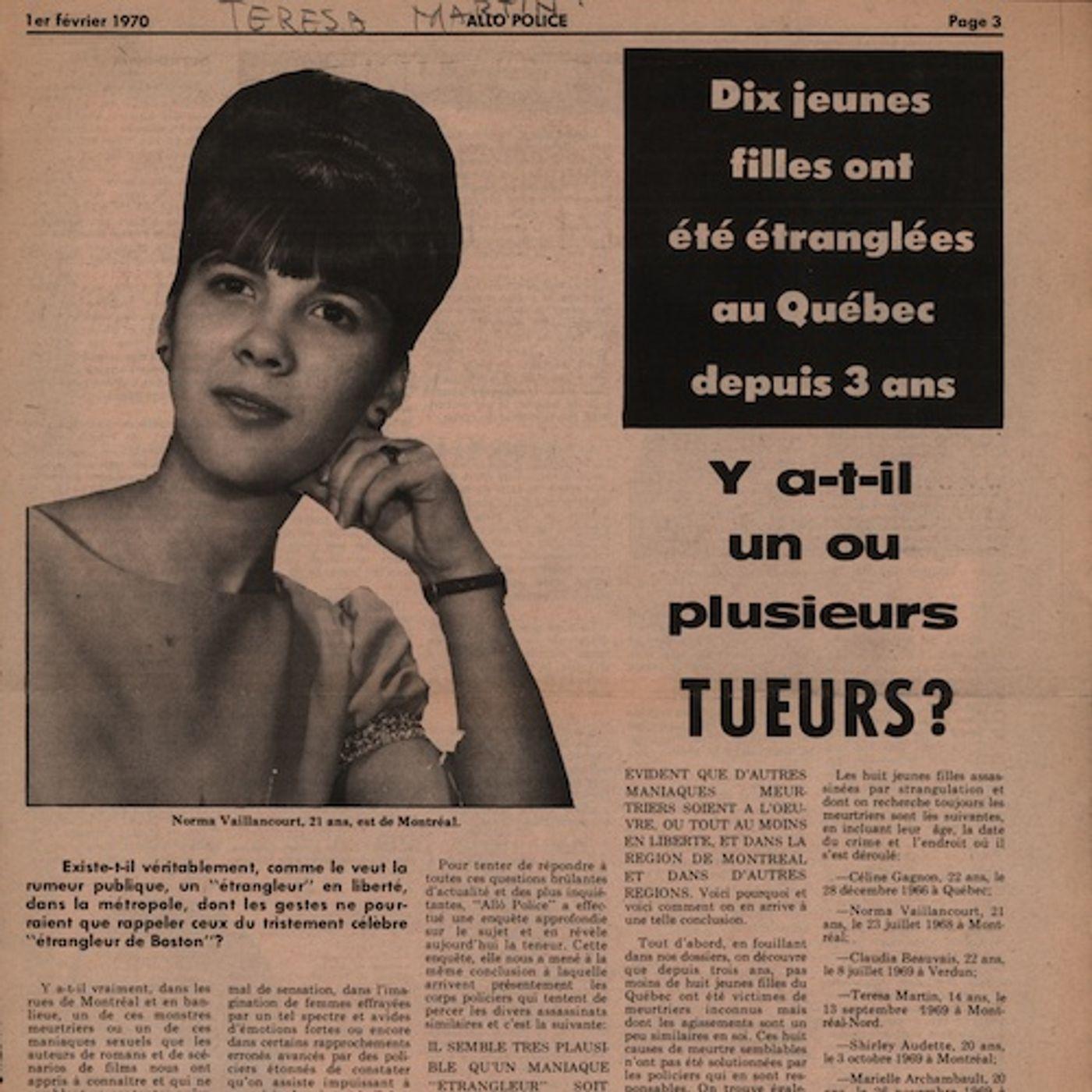 Le Sadique Meurtrier -Teresa Martin #3 / WKT5