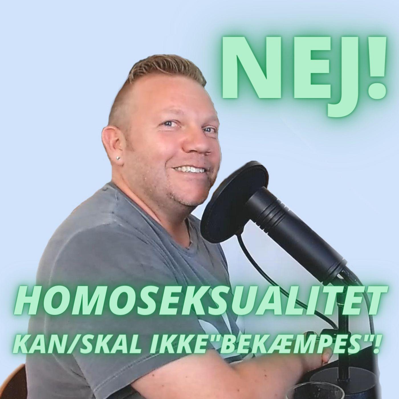 """#109 Nej, homoseksualitet kan ikke """"bekæmpes""""! (Nikolajs historie)"""