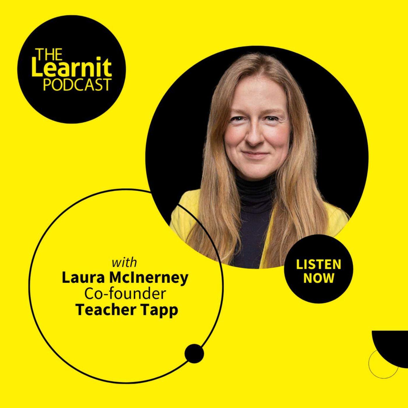 #30, Laura McInerney, Co-founder, Teacher Tapp: What We Learn When We Listen To Teachers