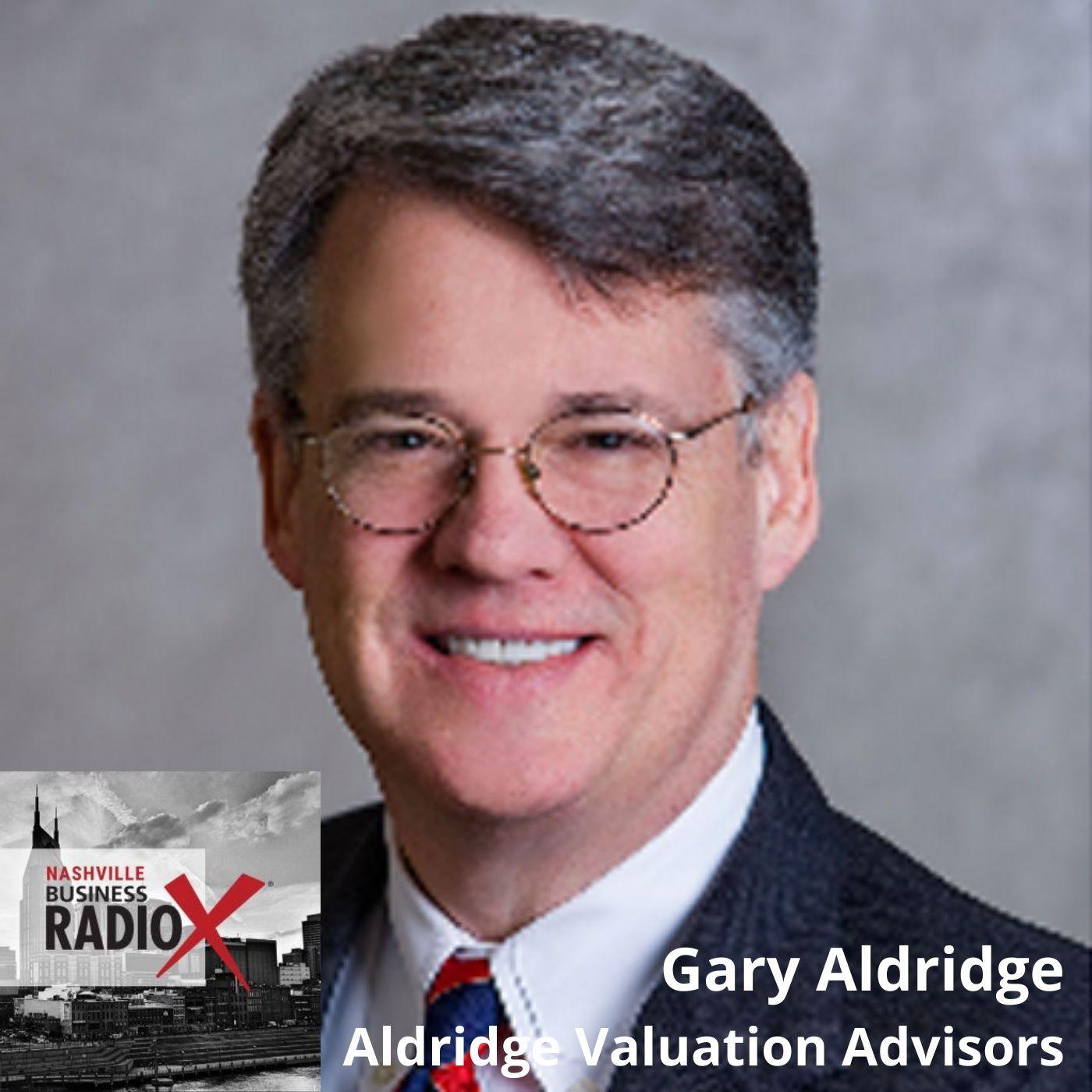 Gary Aldridge, Aldridge Valuation Advisors