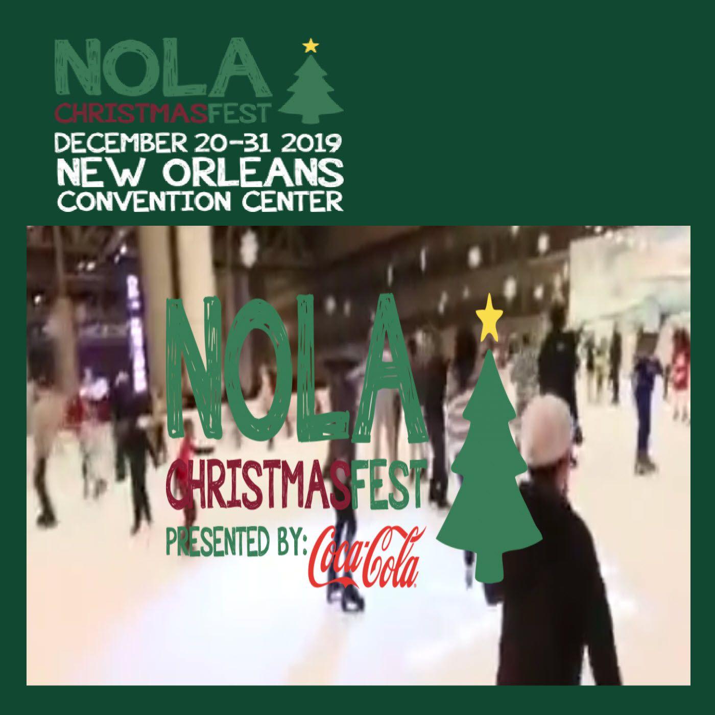Countyfairgrounds presents the Nola Christmas Fest