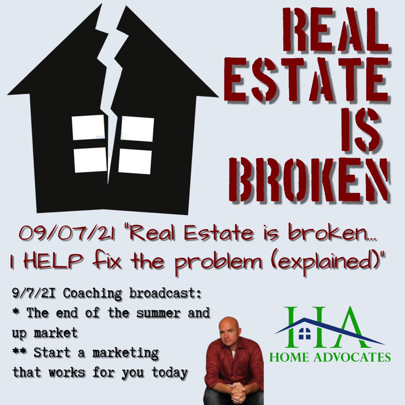 Real Estate is Broken | Interest Rate | Pre-Foreclosure | Eviction-Moratorium | Low Inventory