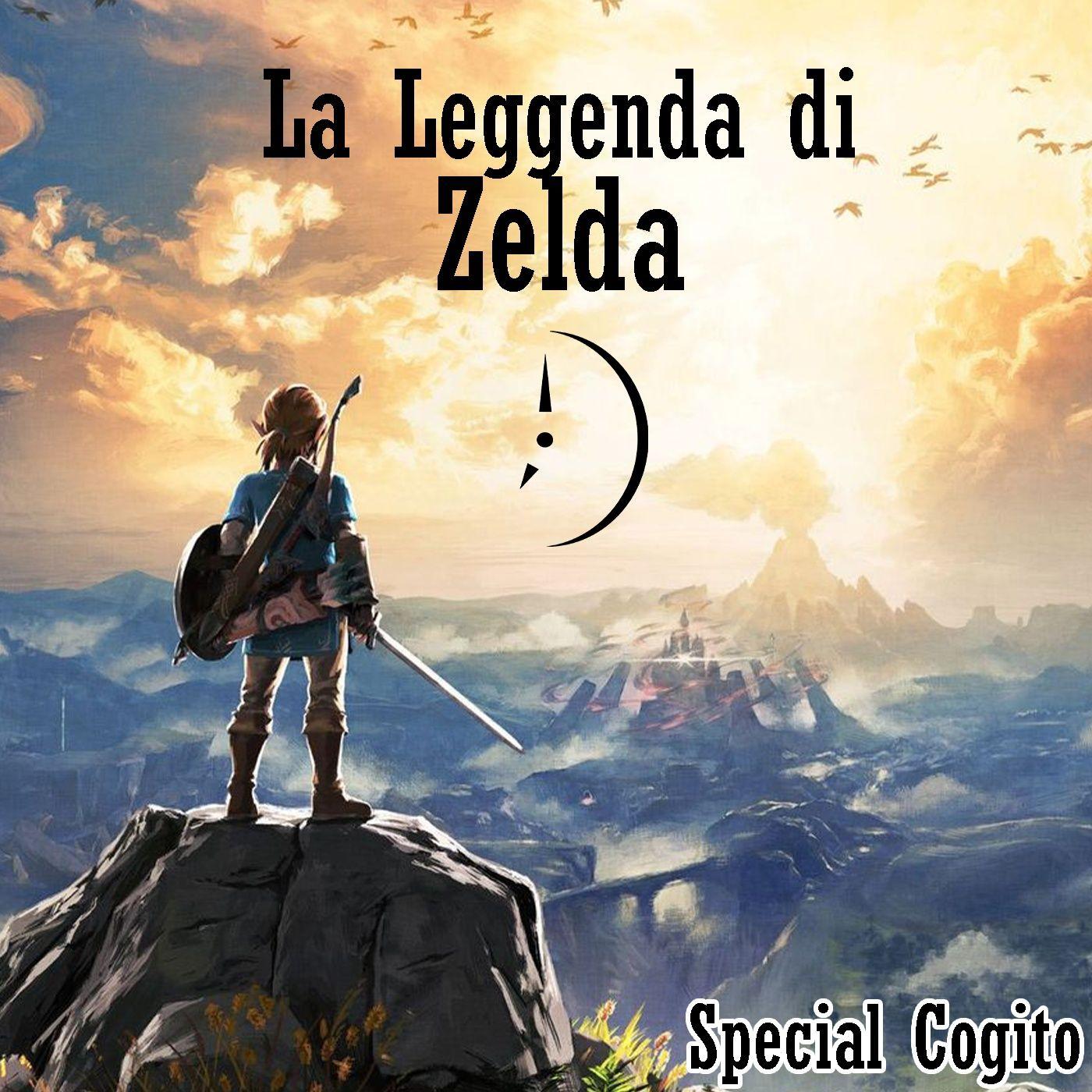 La Leggenda di Zelda: Mito, Simbolo e Religione - SPECIAL COGITO