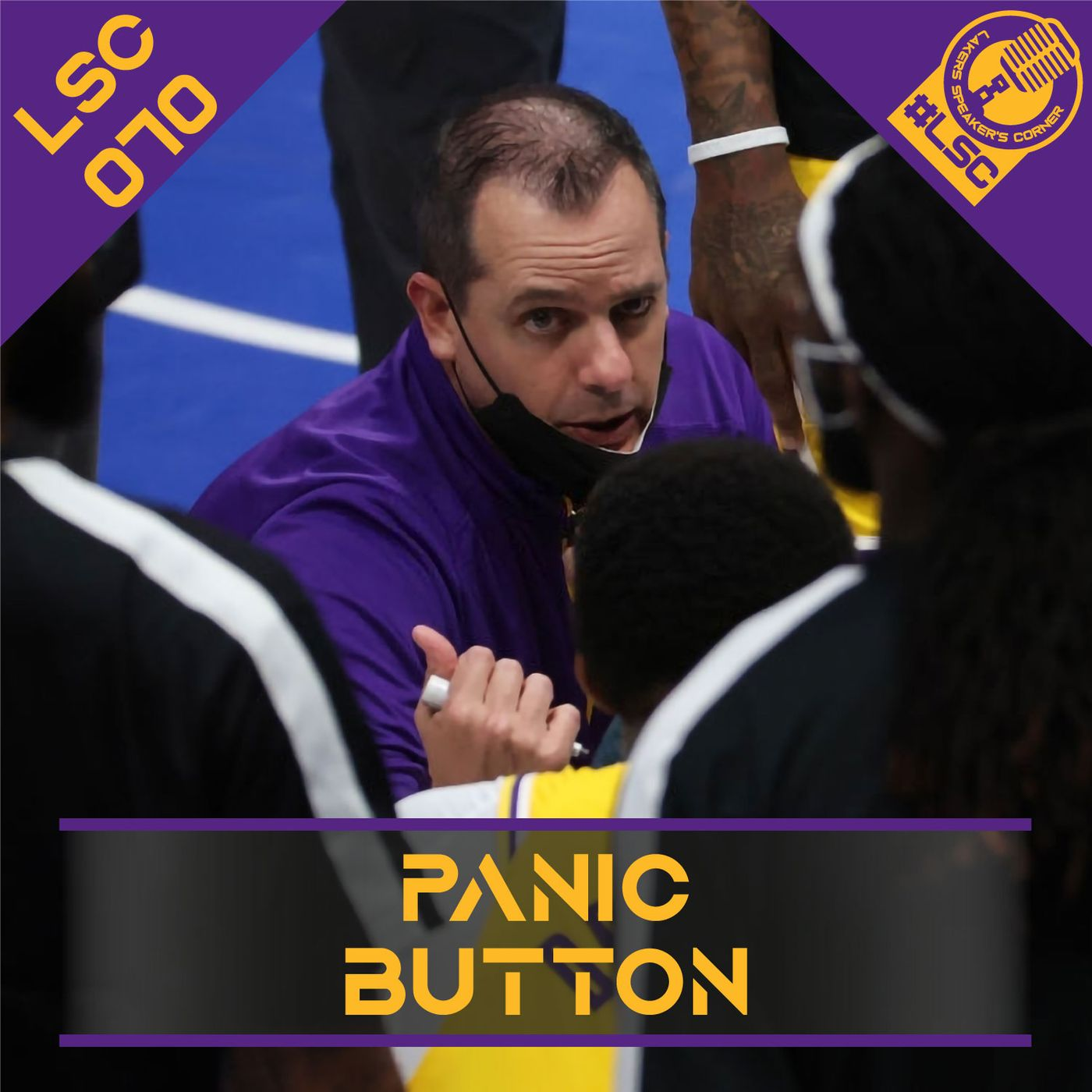 LSC 070 - Panic Button feat. Nicolò Fiumi