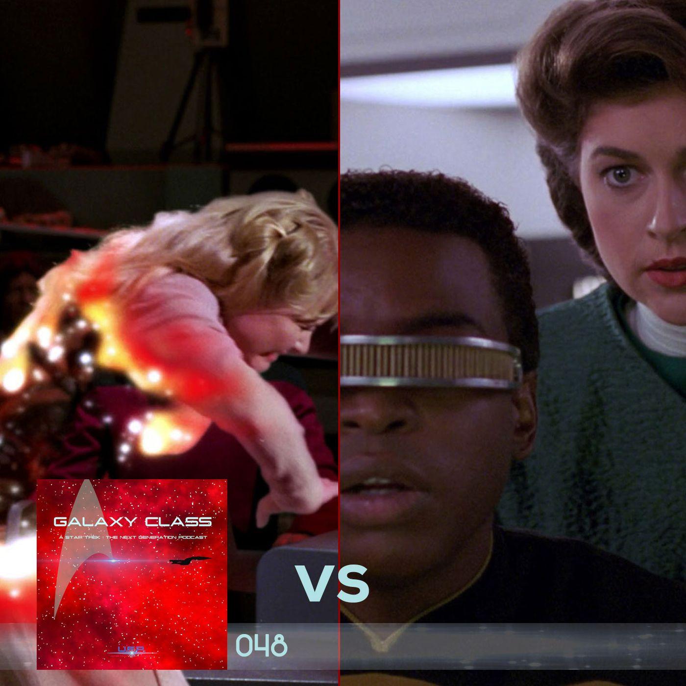 GC: 048: Bat'leth Battle XIV: Booby Trap vs. The Vengeance Factor