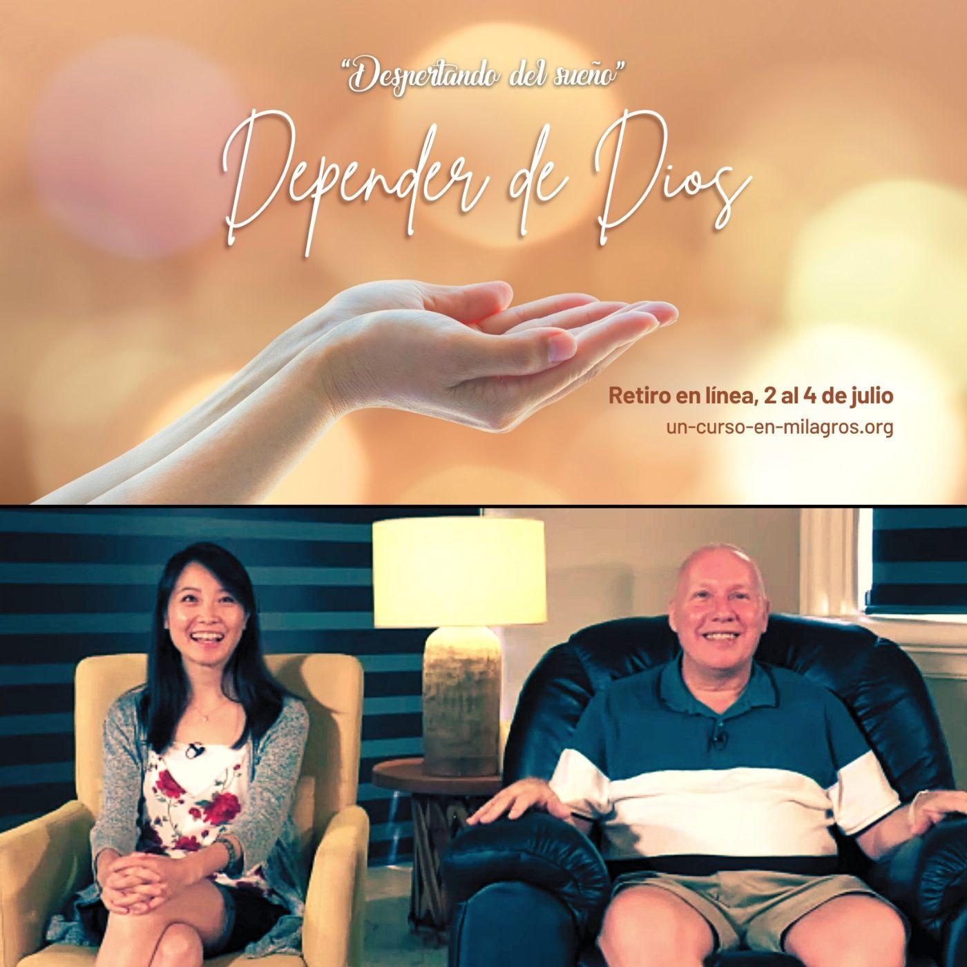 Retiro en línea «Depender de Dios»: Sesión de cierre con David Hoffmeister y Frances Xu