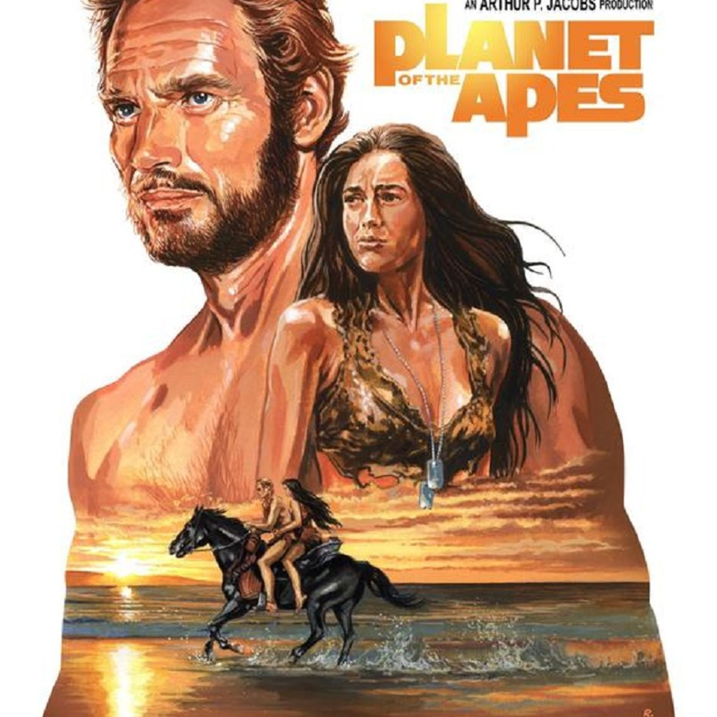 The Podcast From Another World - The Planet of the Apes
