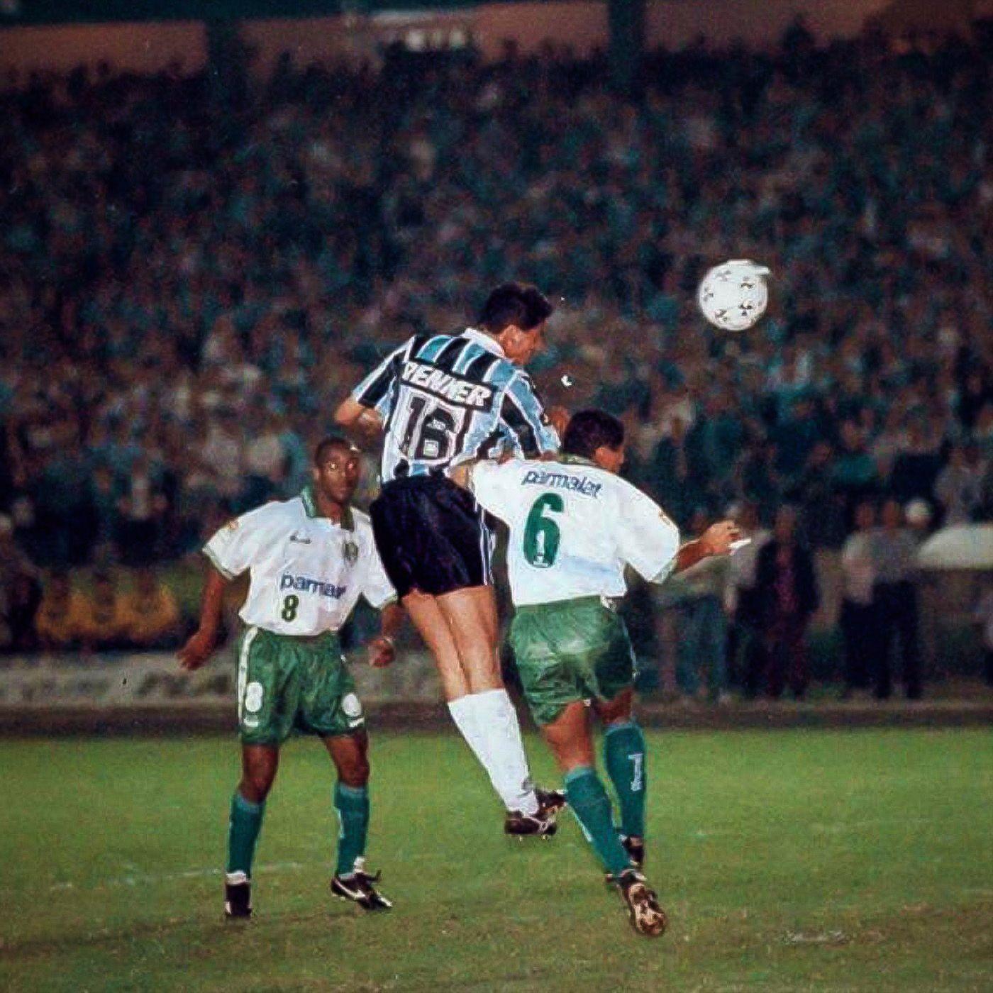 Grêmio x Palmeiras na Libertadores 95 - O Quase Milagre
